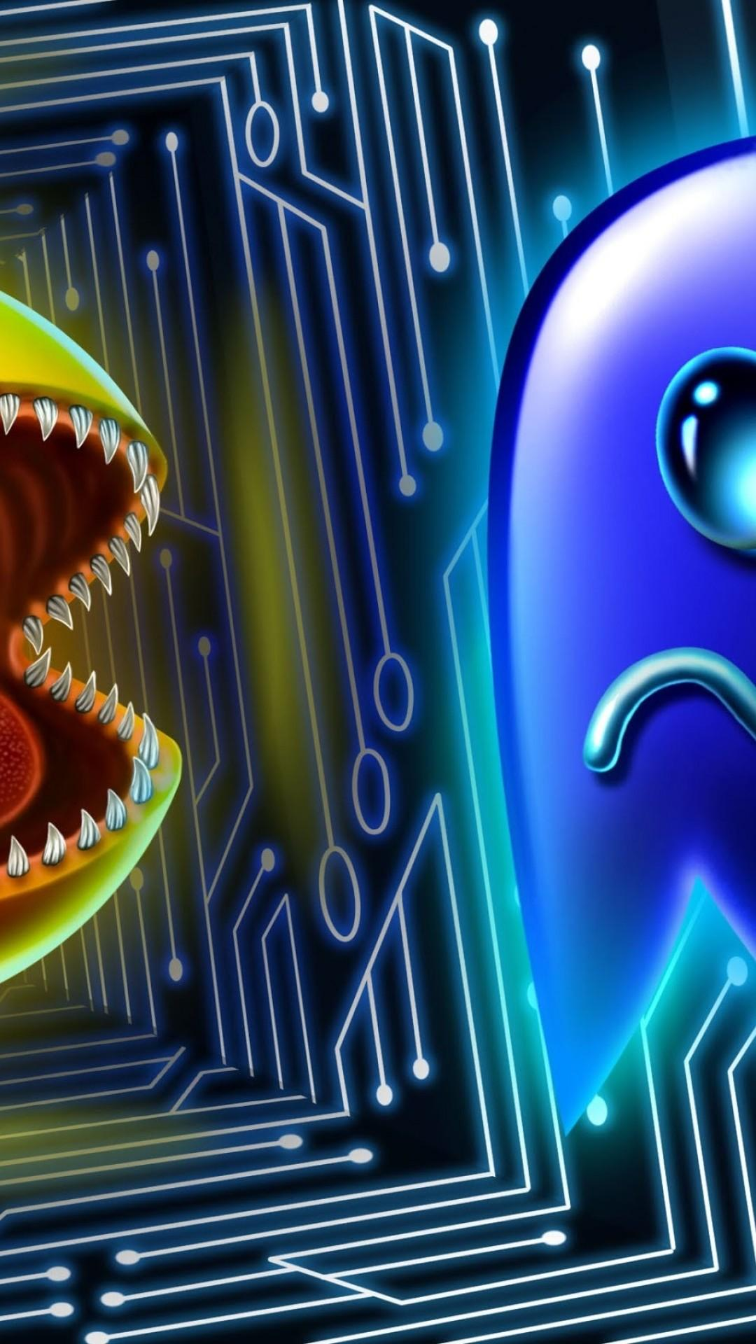 Nice Pacman Iphone Wallpaper (45+), Find HD Wallpapers For Free