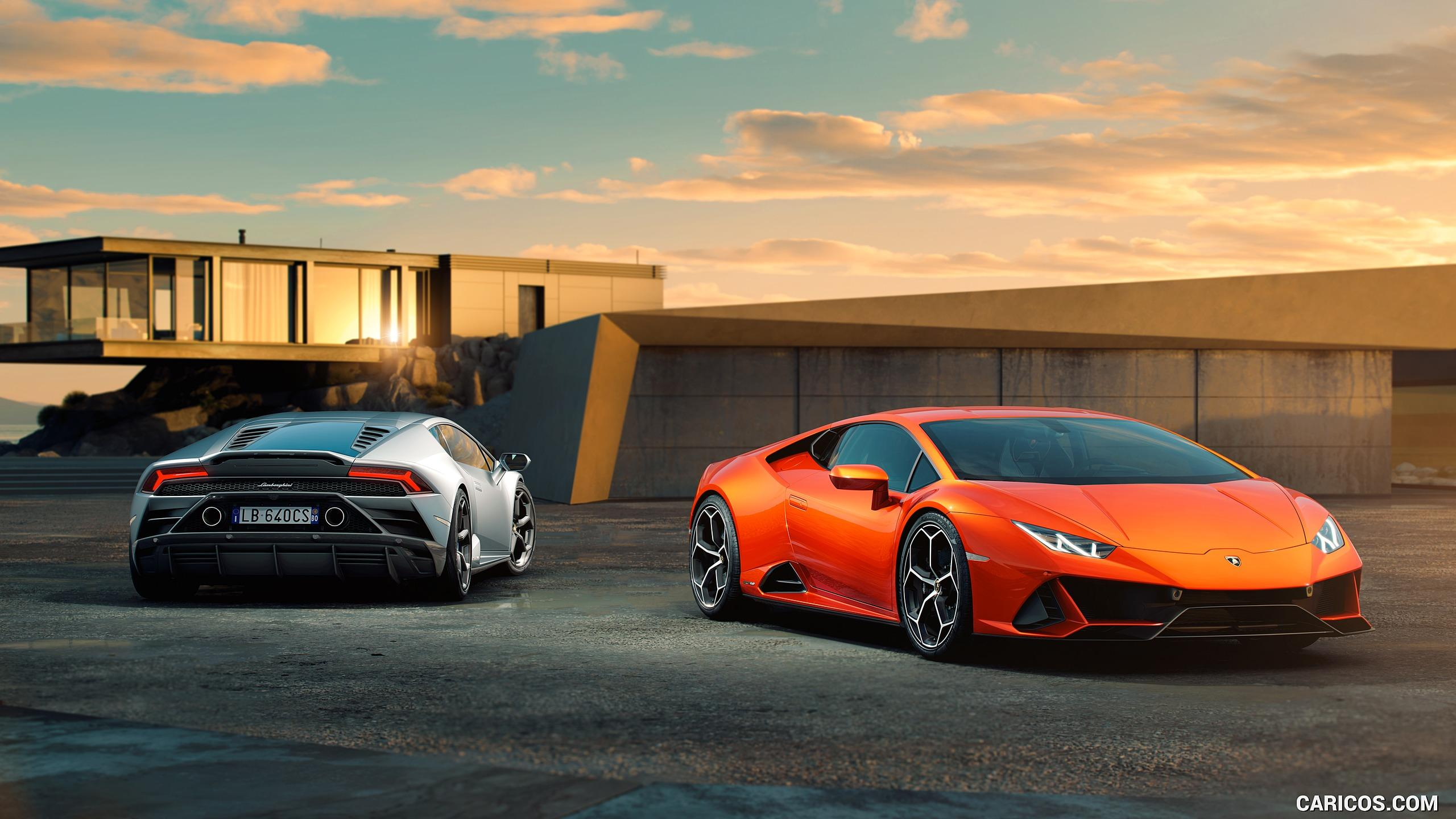Lamborghini Huracán EVO Wallpapers , Wallpaper Cave