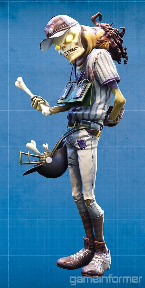 Name: Pitcher Husk. Fortnite's ... - The Monsters Of Fortnite - Game Informer - Husk Monsters Fortnite Wallpapers