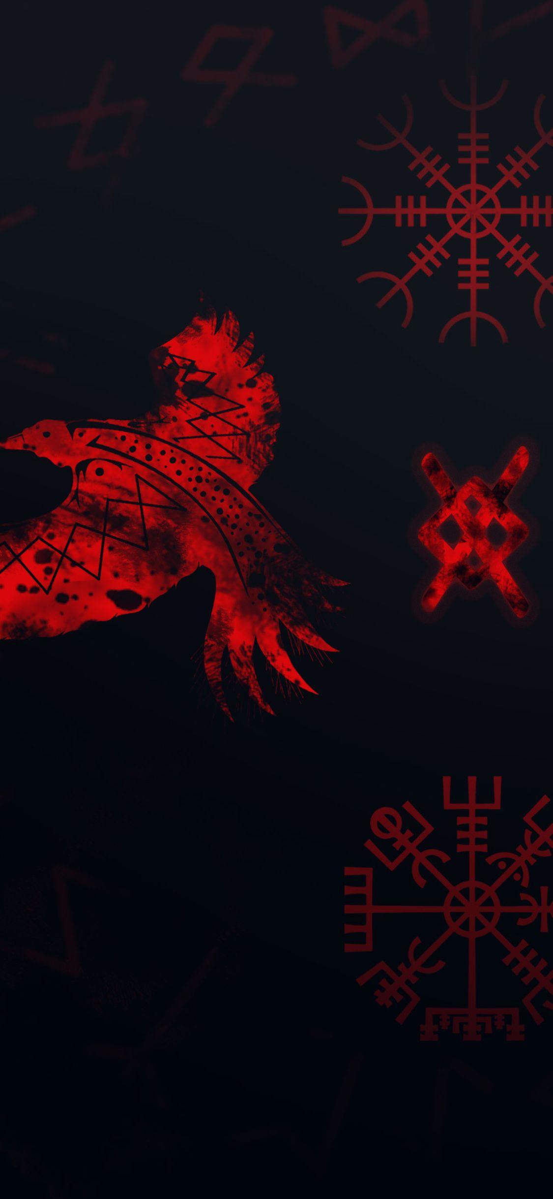 Norse Viking Symbols Desktop Wallpapers - Wallpaper Cave