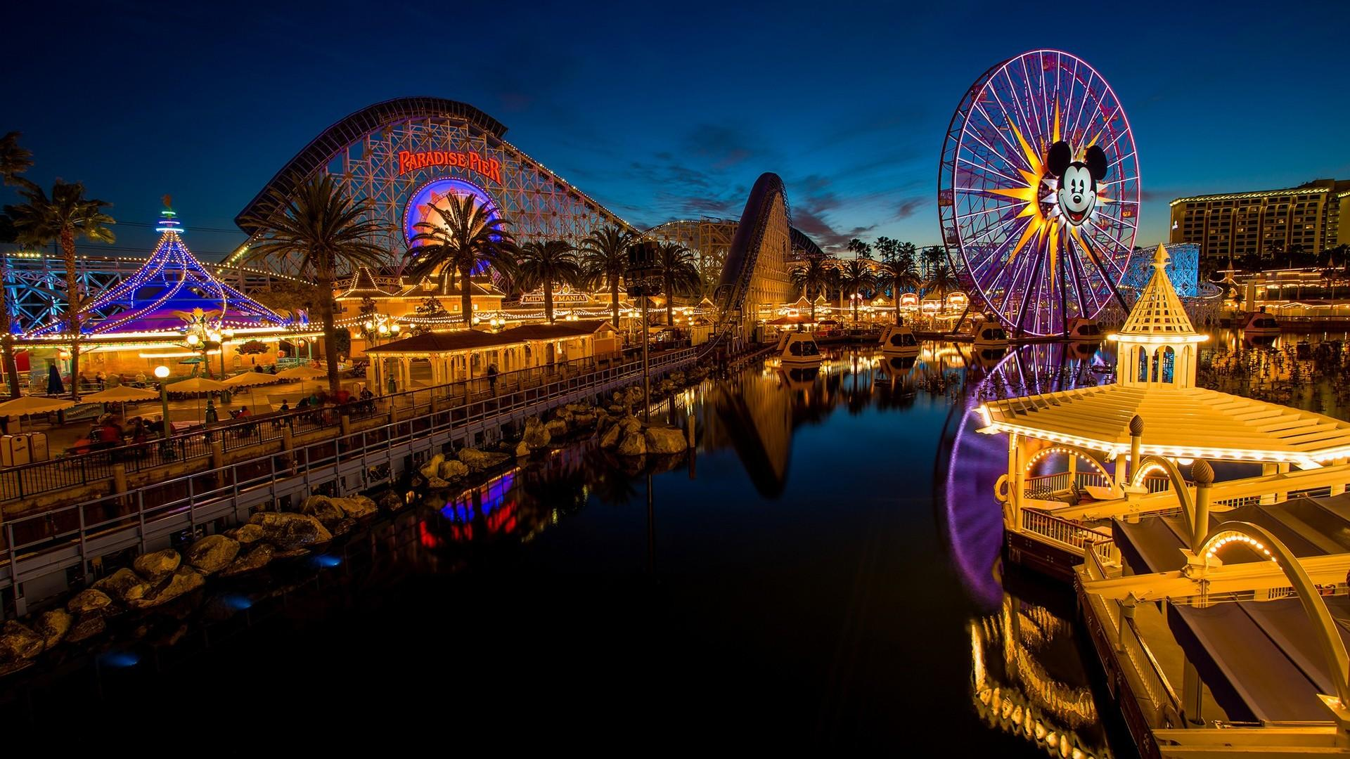 beautiful disneyland hd free wallpapers
