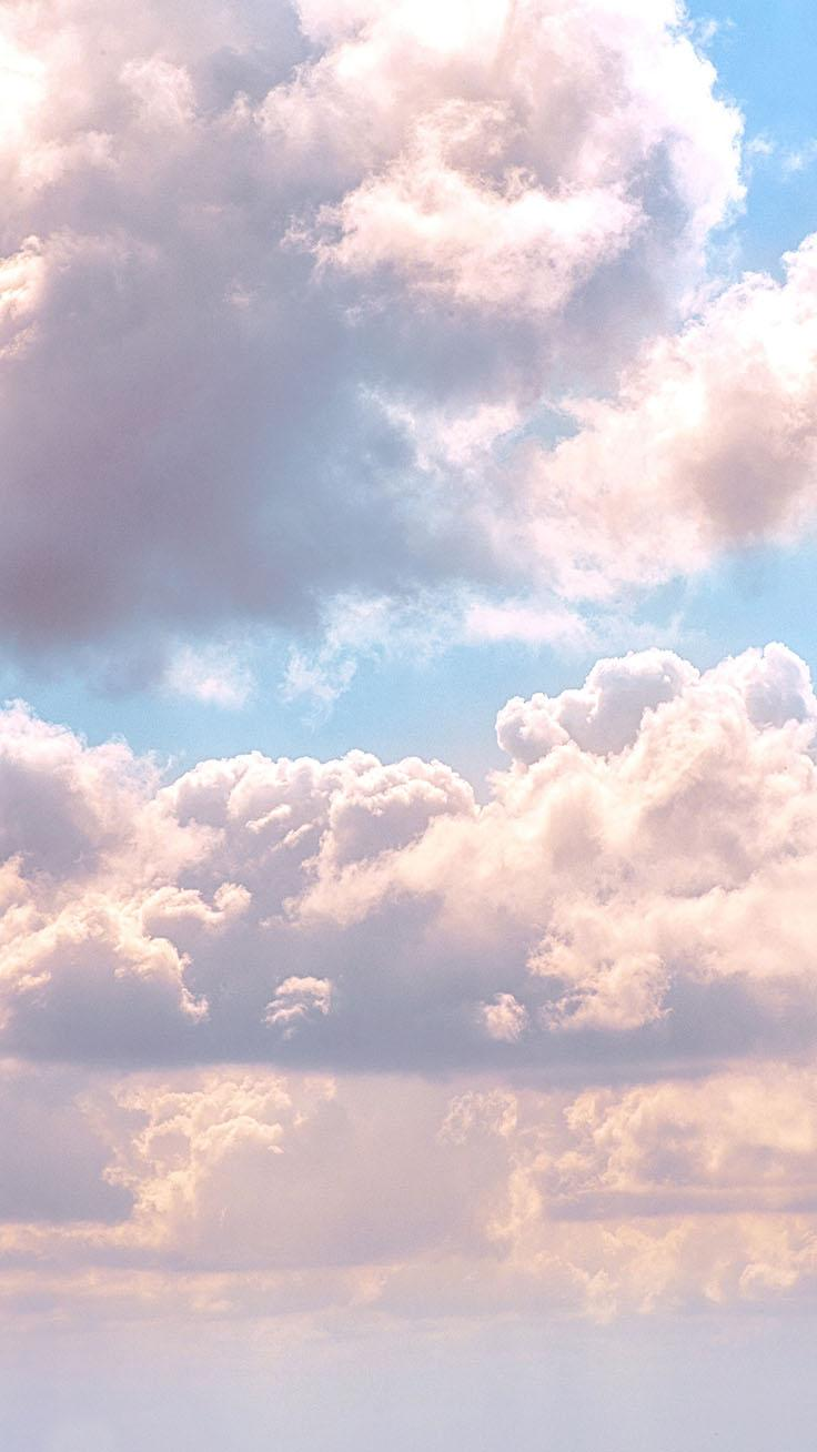 Clouds Hd Aesthetic Wallpapers Wallpaper Cave