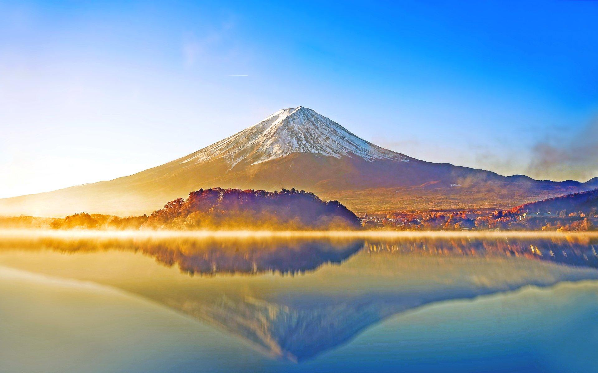 78 Mount Fuji HD Wallpapers | Background Images - Wallpaper Abyss