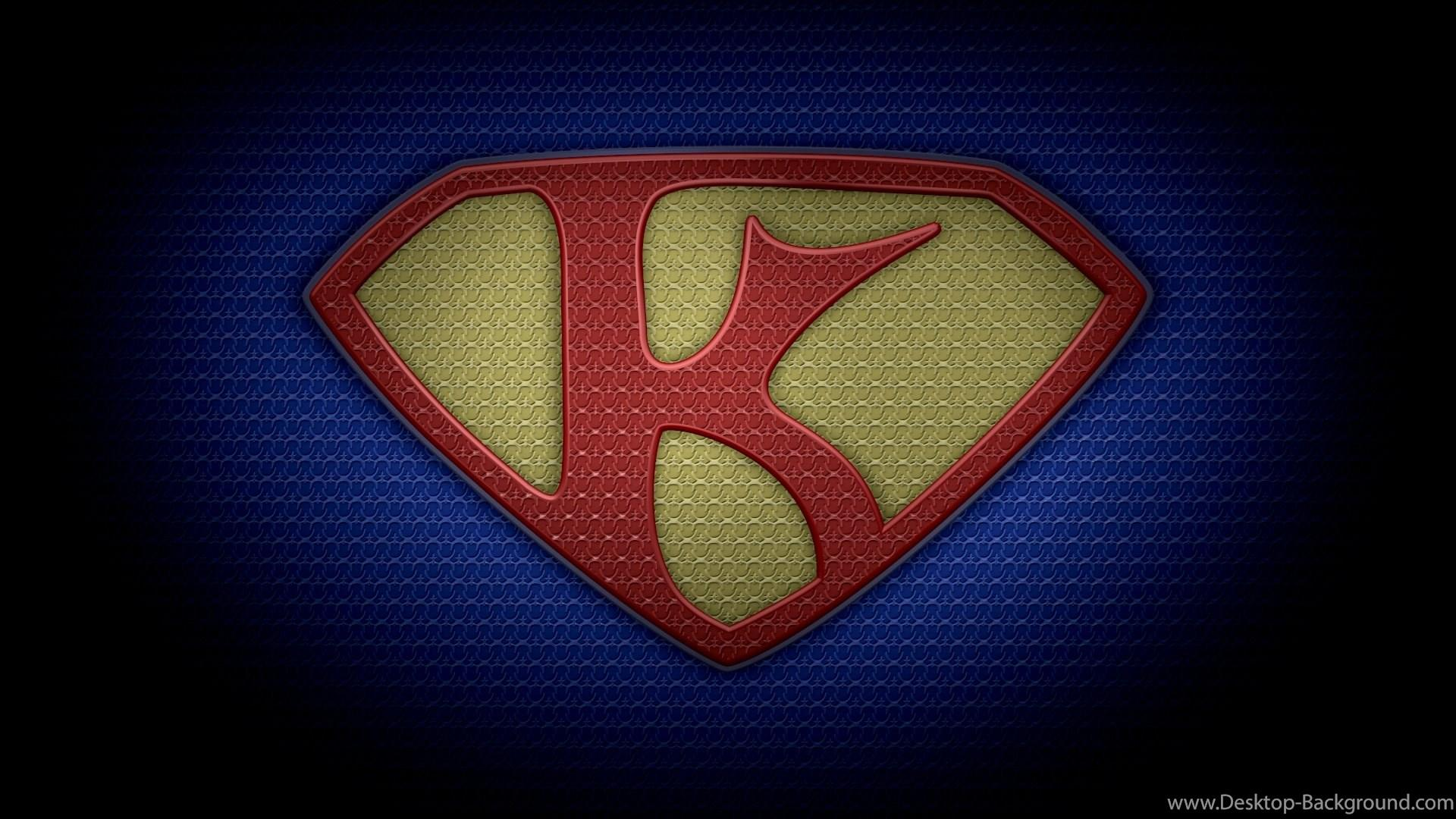 RePin Image: Letter 'k' Initial By On Pinterest Desktop Backgrounds