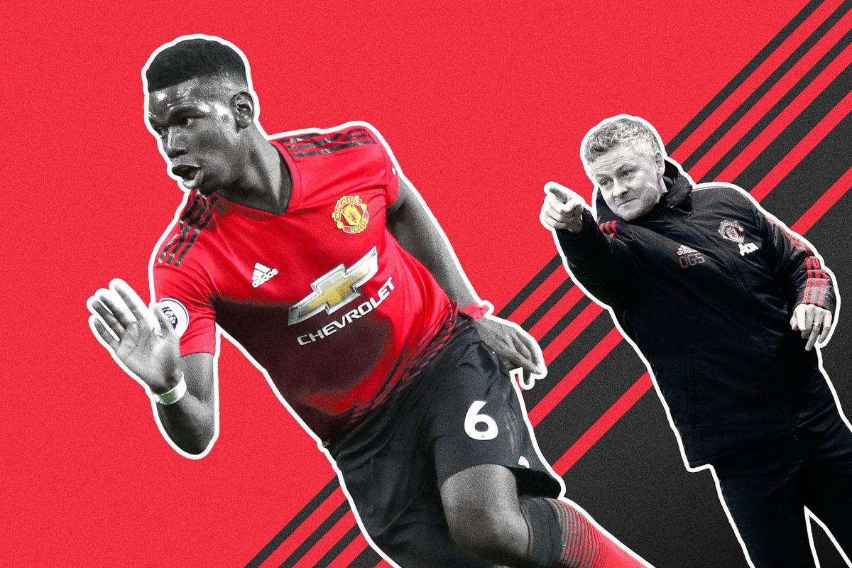Pogba 2019 Wallpapers