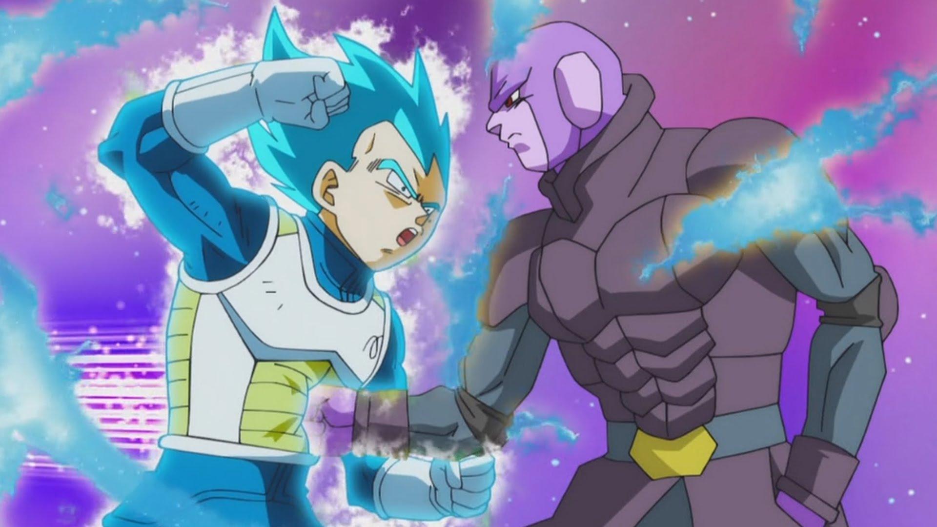 Hit (manga) vs Vegeta - Battles - Comic Vine