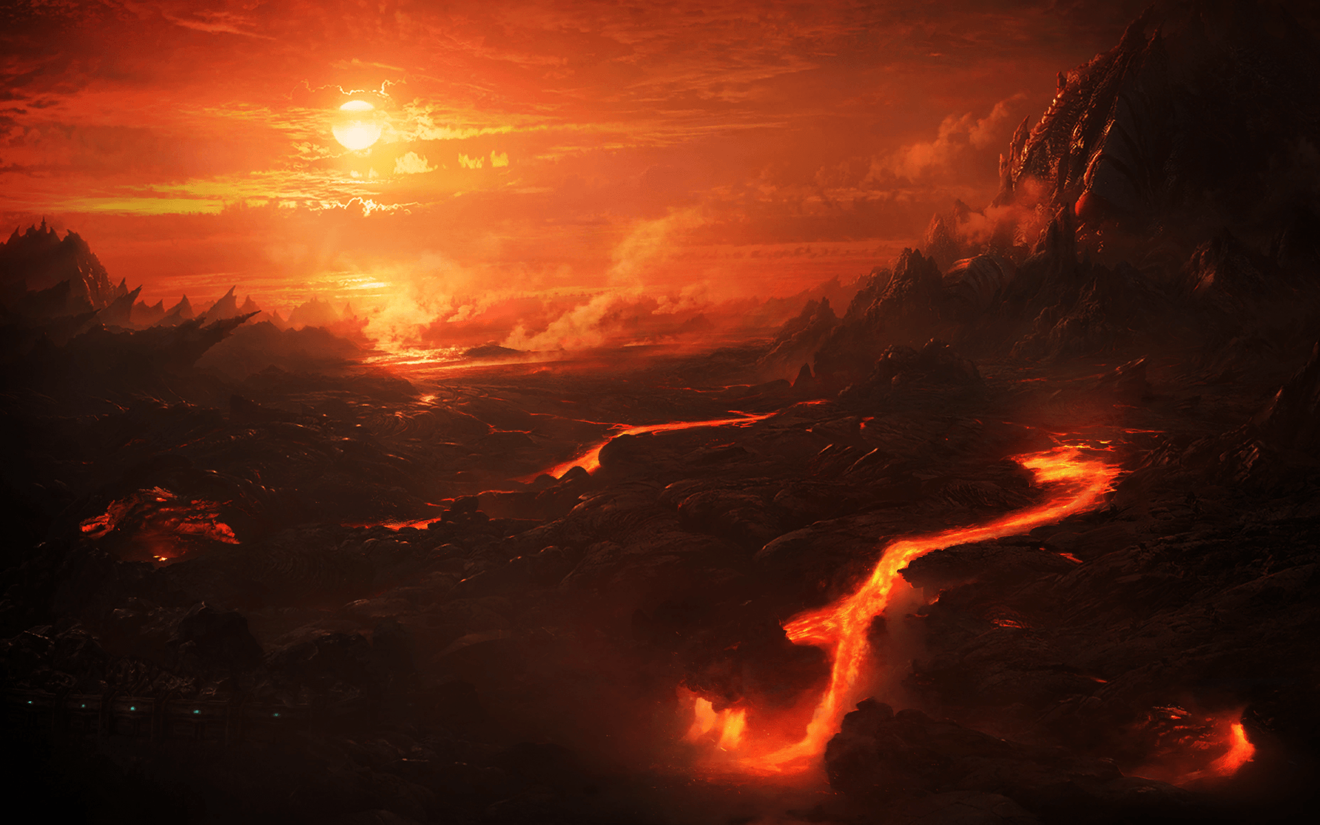 Lava Wallpapers HD Backgrounds, Image, Pics, Photos Free Download