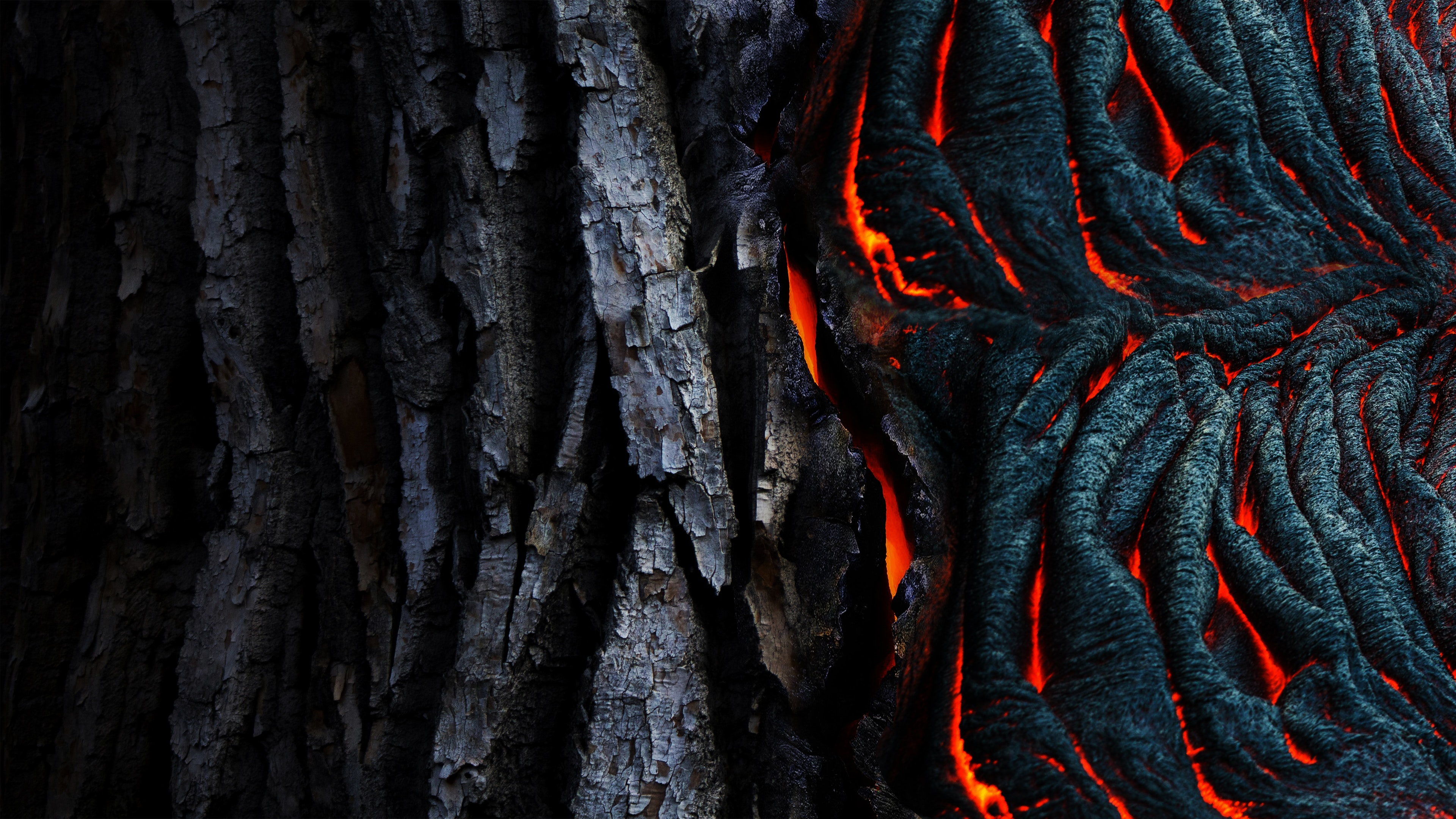 Photo of Dried Lava · Free Stock Photo