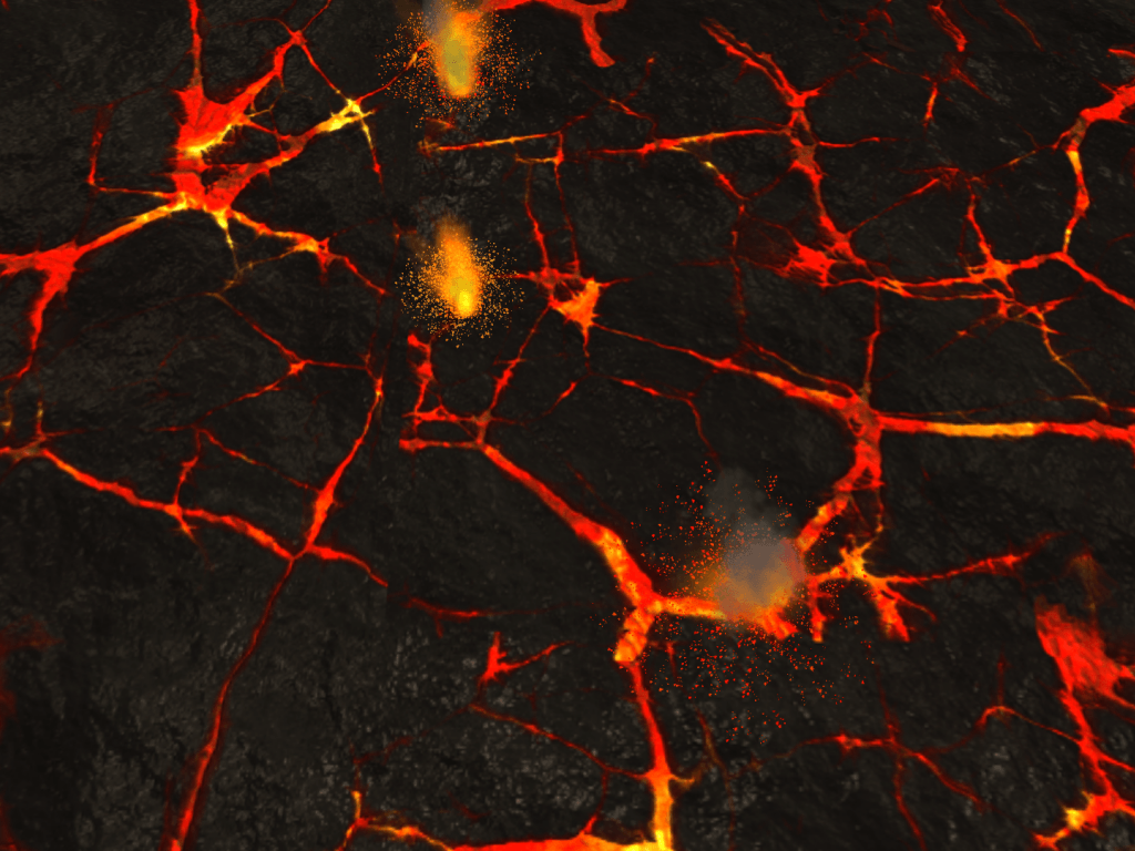Hot Lava Wallpapers 15
