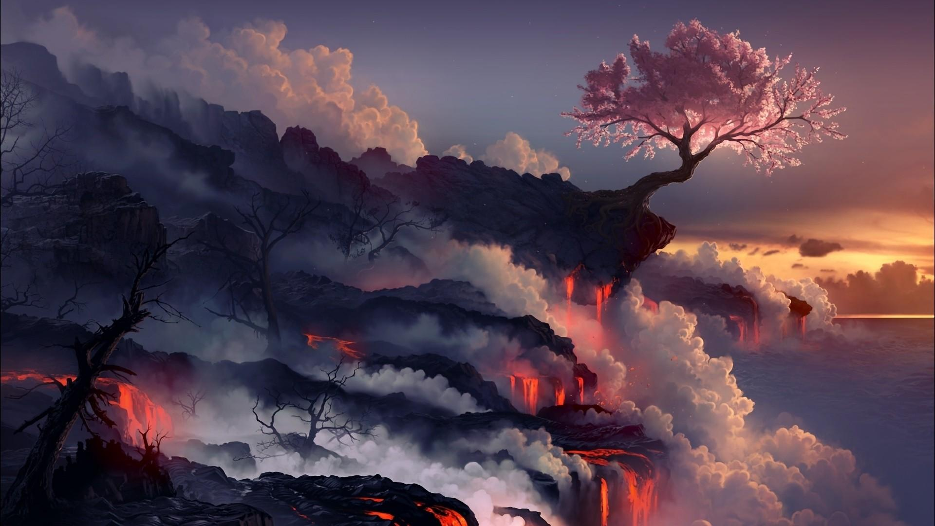 Lava Backgrounds Wallpapers 17408