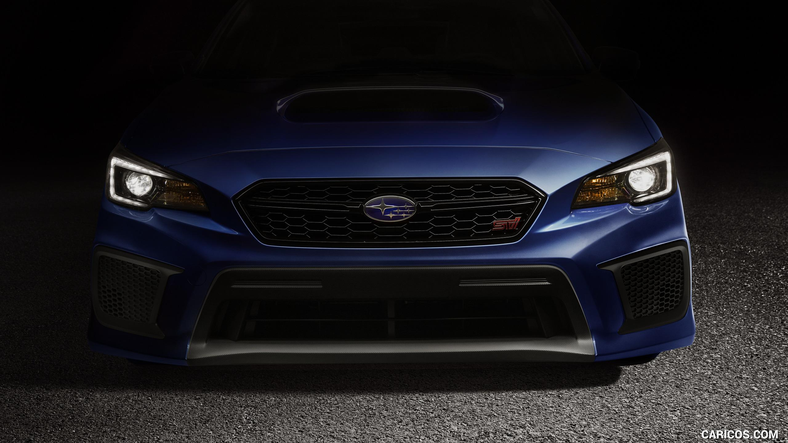 2018 Subaru WRX STI - Front | HD Wallpaper #8