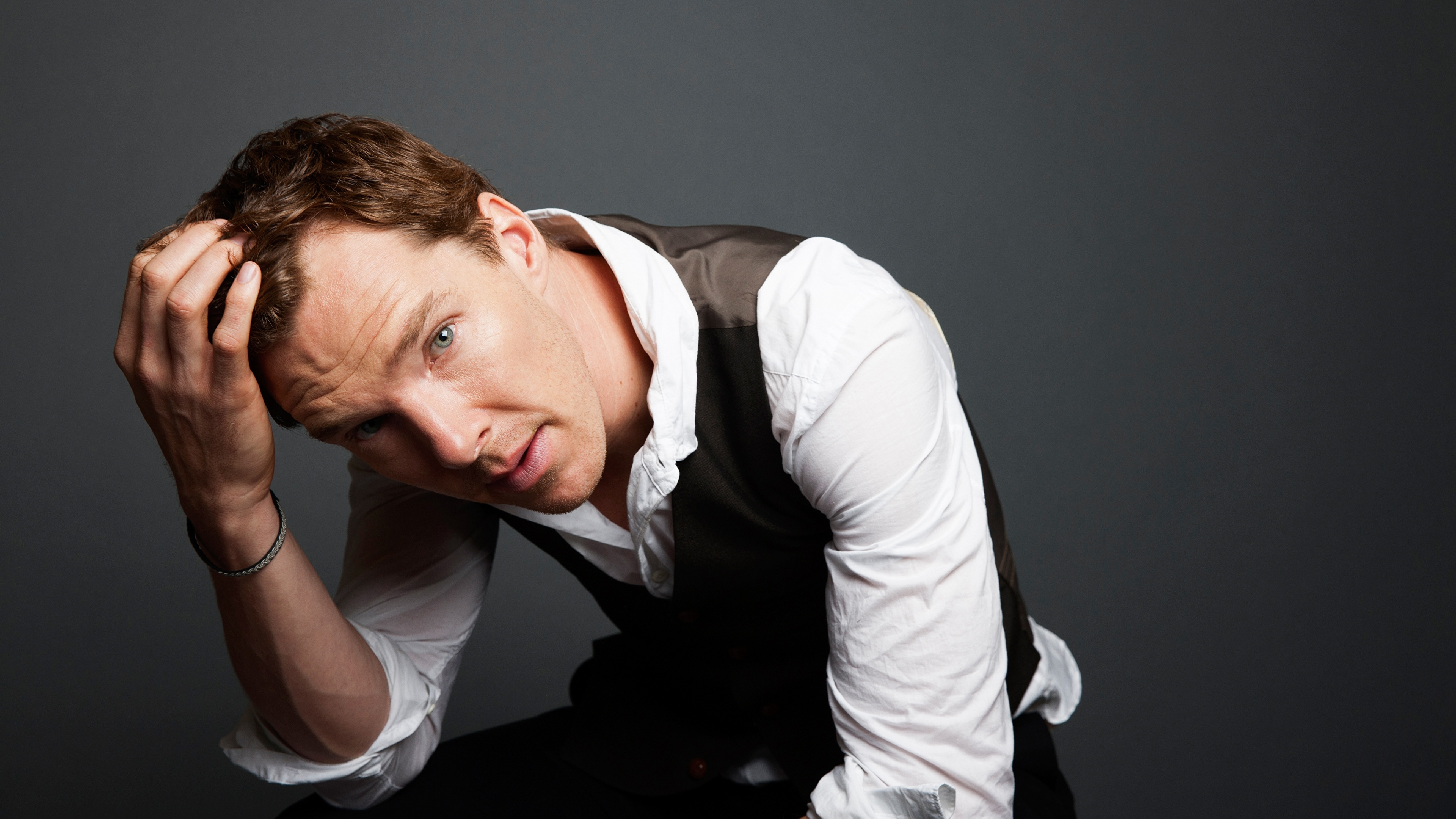 Wallpapers Benedict Cumberbatch Man Celebrities 3840x2160