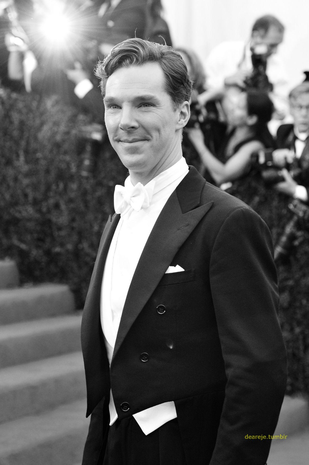 Benedict Cumberbatch image Benedict at the Met Gala