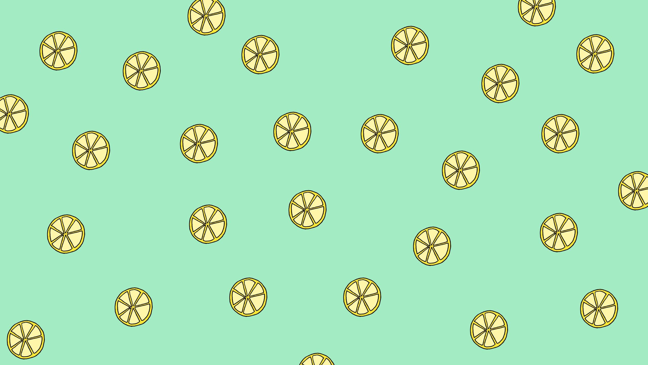 Lemon Wallpapers Wallpaper Cave
