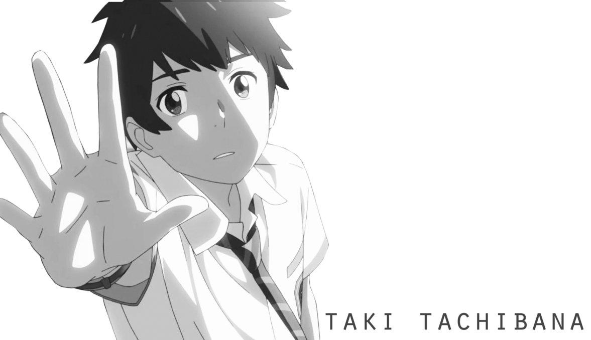 Taki Tachibana Desktop Wallpapers by waki