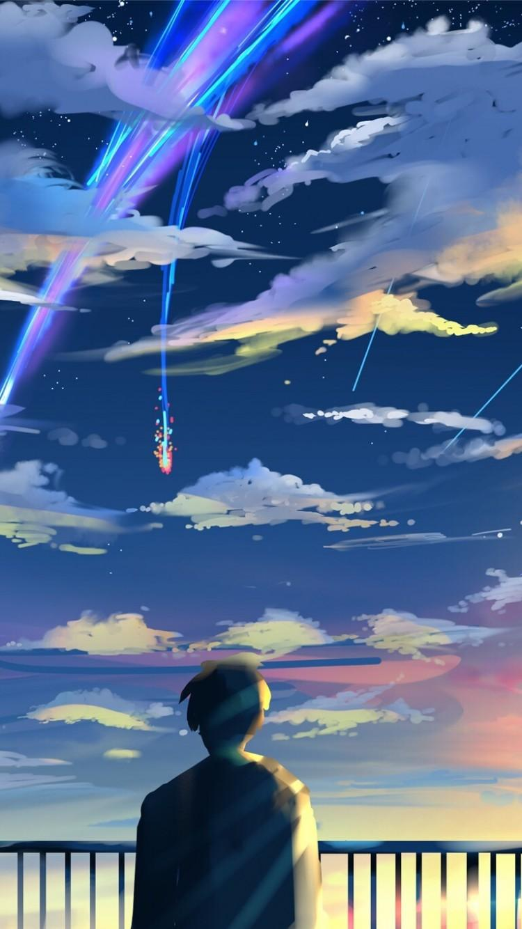 Kimi No Na Wa Wallpapers Iphone Group