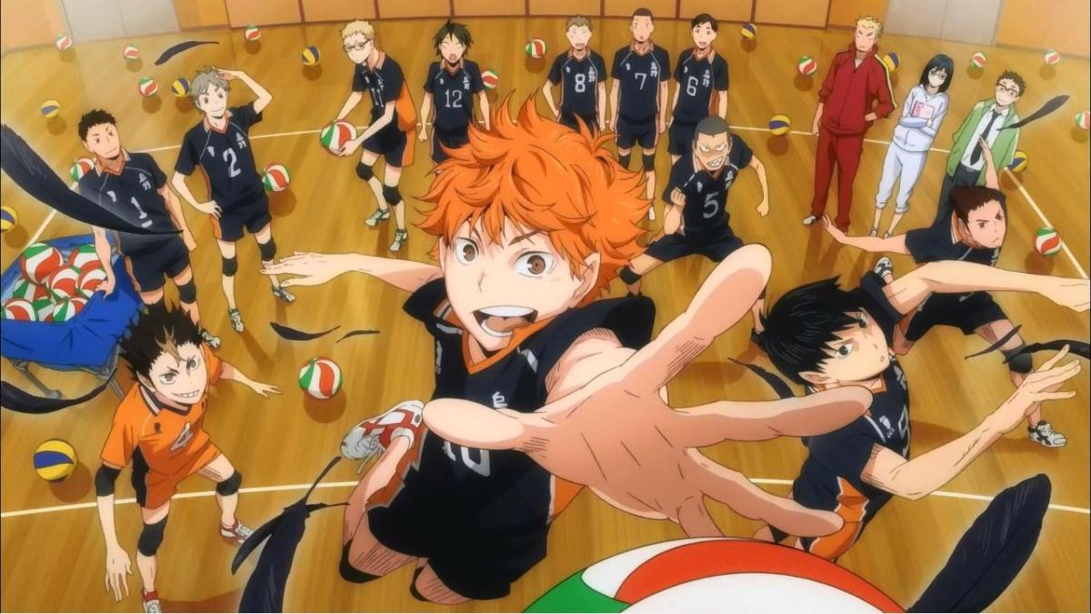Haikyuu!! – ANIME 360