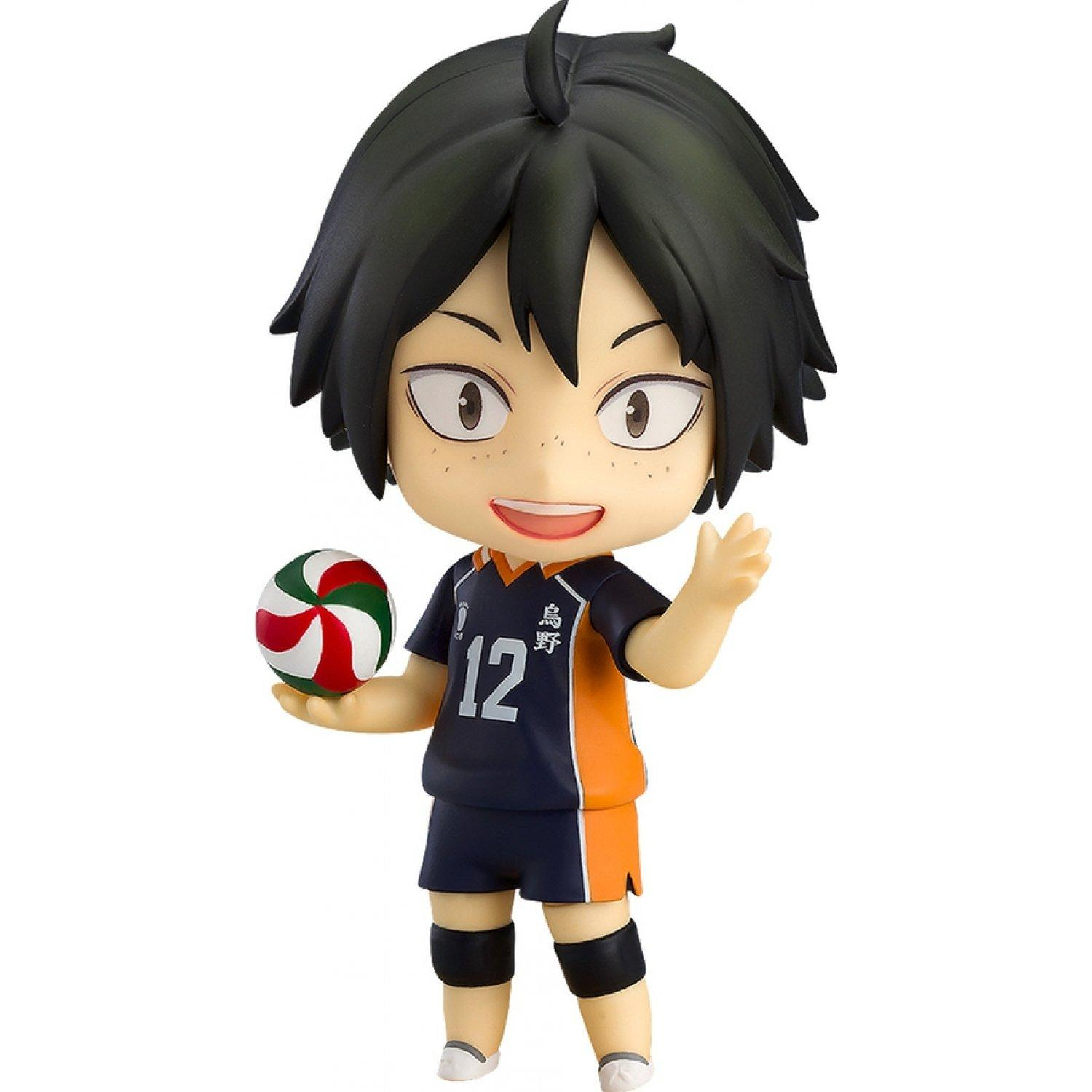 Nendoroid No. 765 Haikyu!! Karasuno High School VS Shiratorizawa