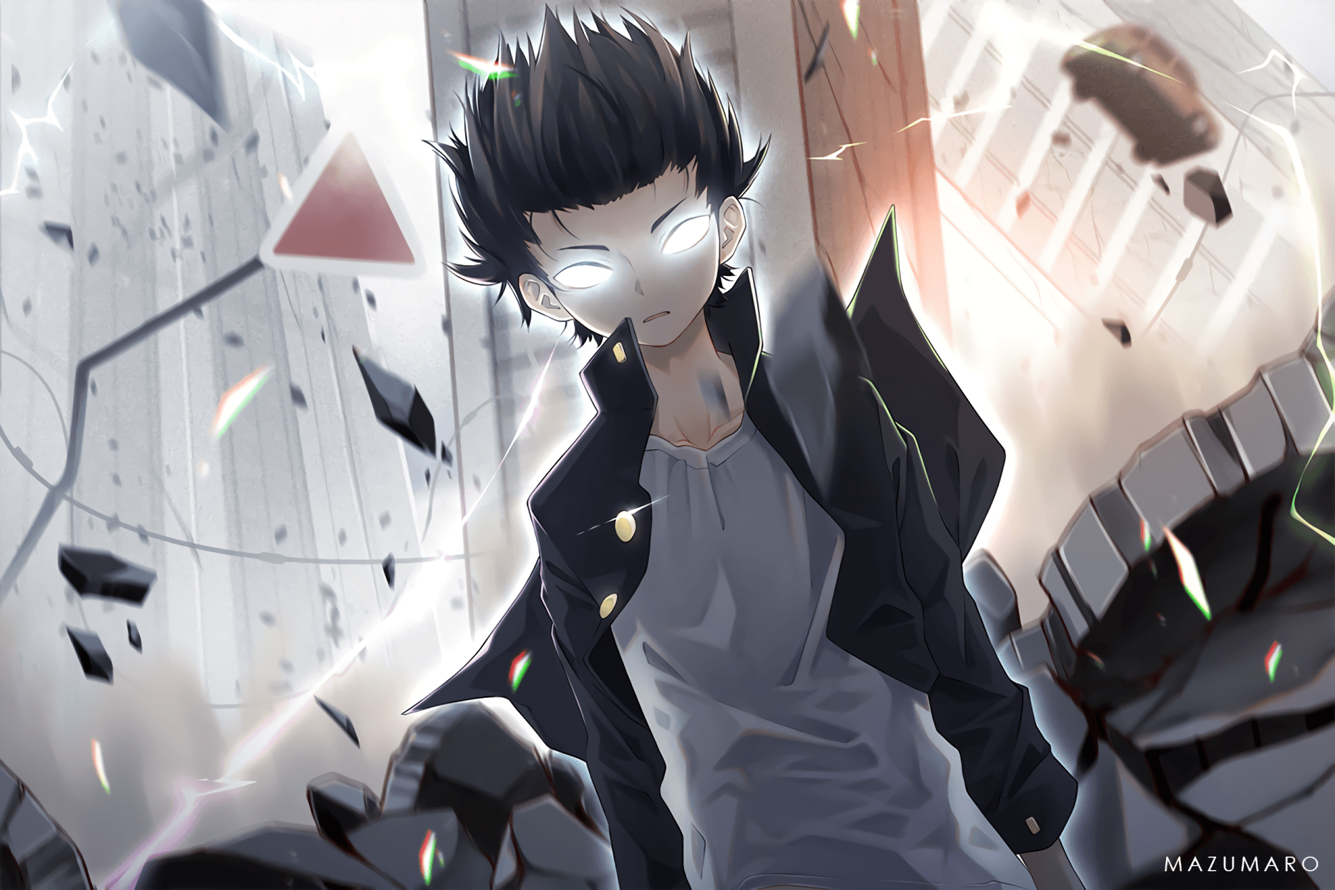 65 Shigeo Kageyama HD Wallpapers