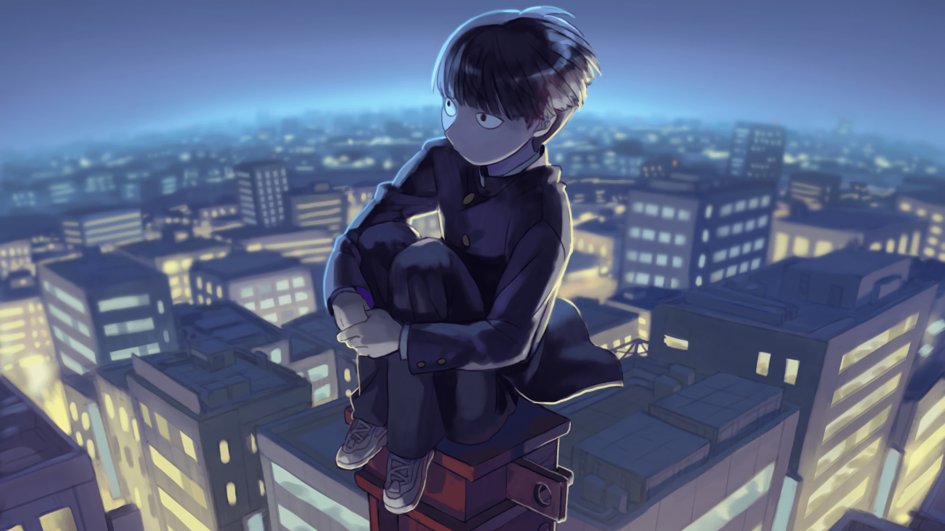 Mob Psycho 100, Shigeo Kageyama HD Wallpapers & Backgrounds • 24905