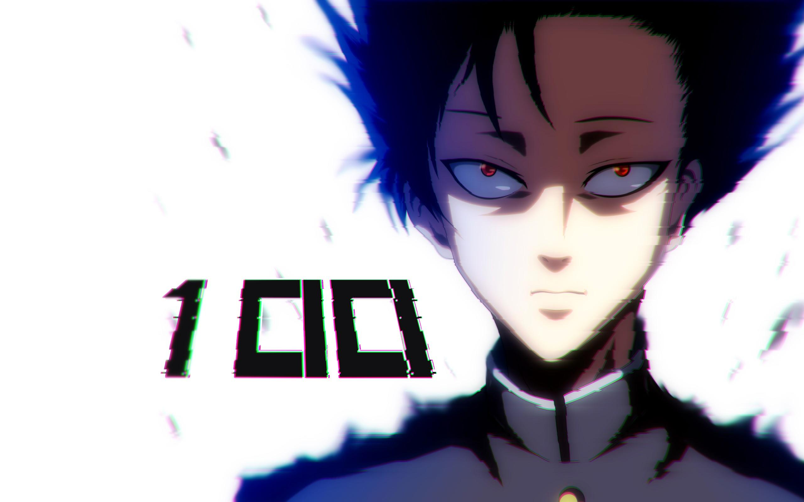 Mob Psycho 100, 100% Rage, Shigeo Kageyama, 4K, 3840x2160, Wallpapers