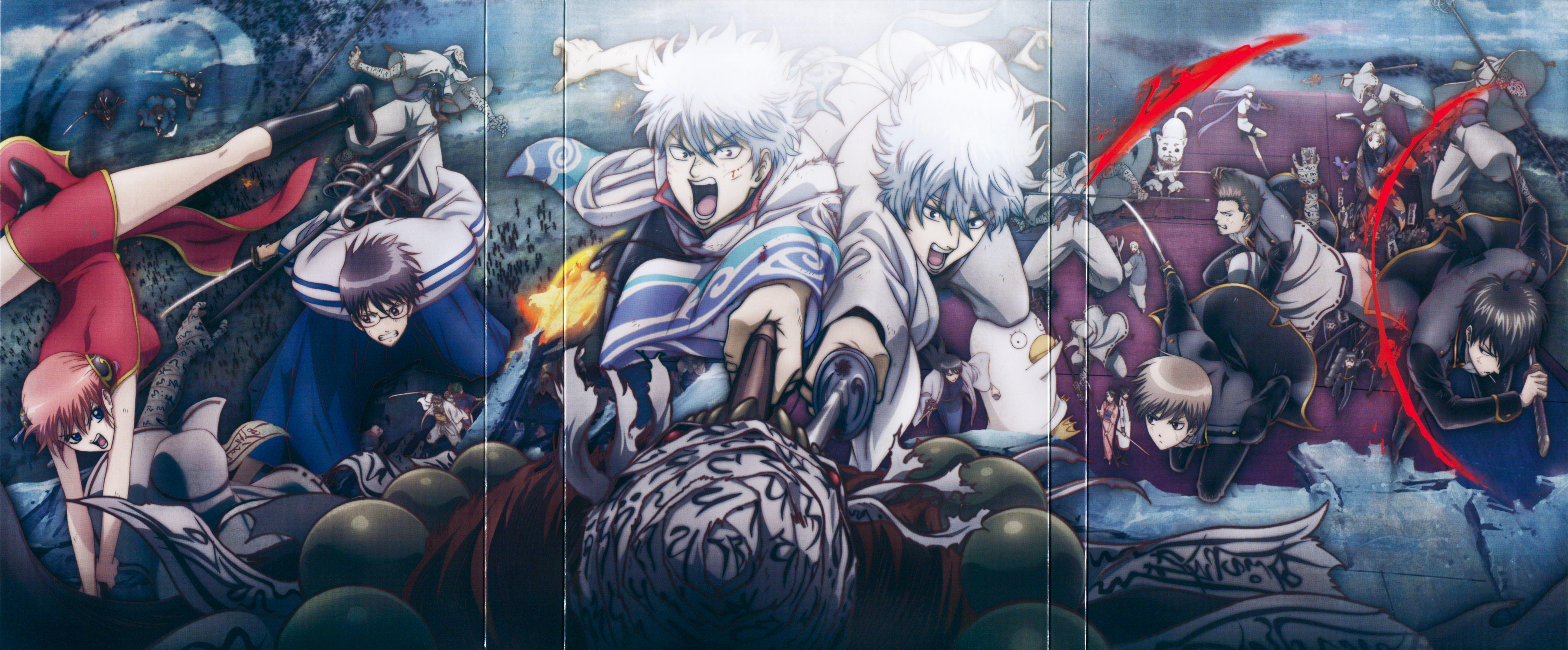Gintama Wallpapers Hd For Free Wallpapers
