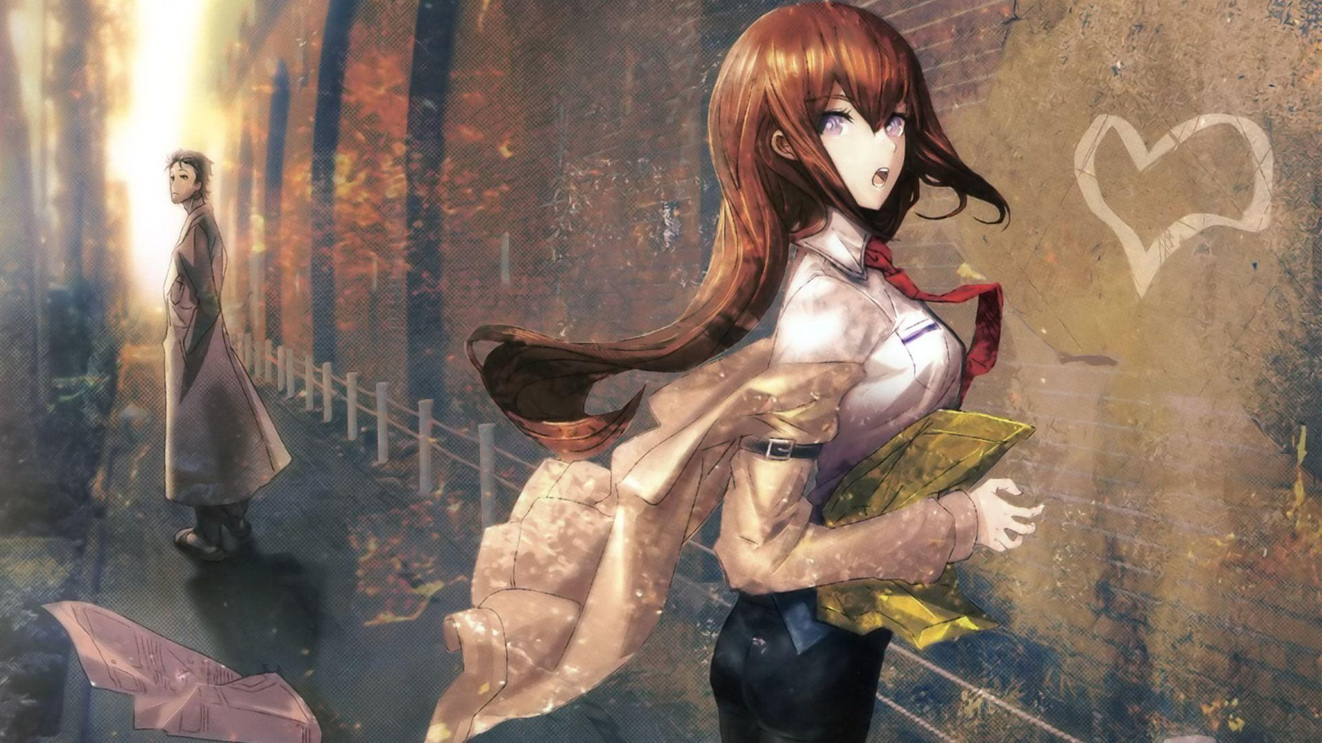 Kurisu Makise 28 Anime Wallpapers