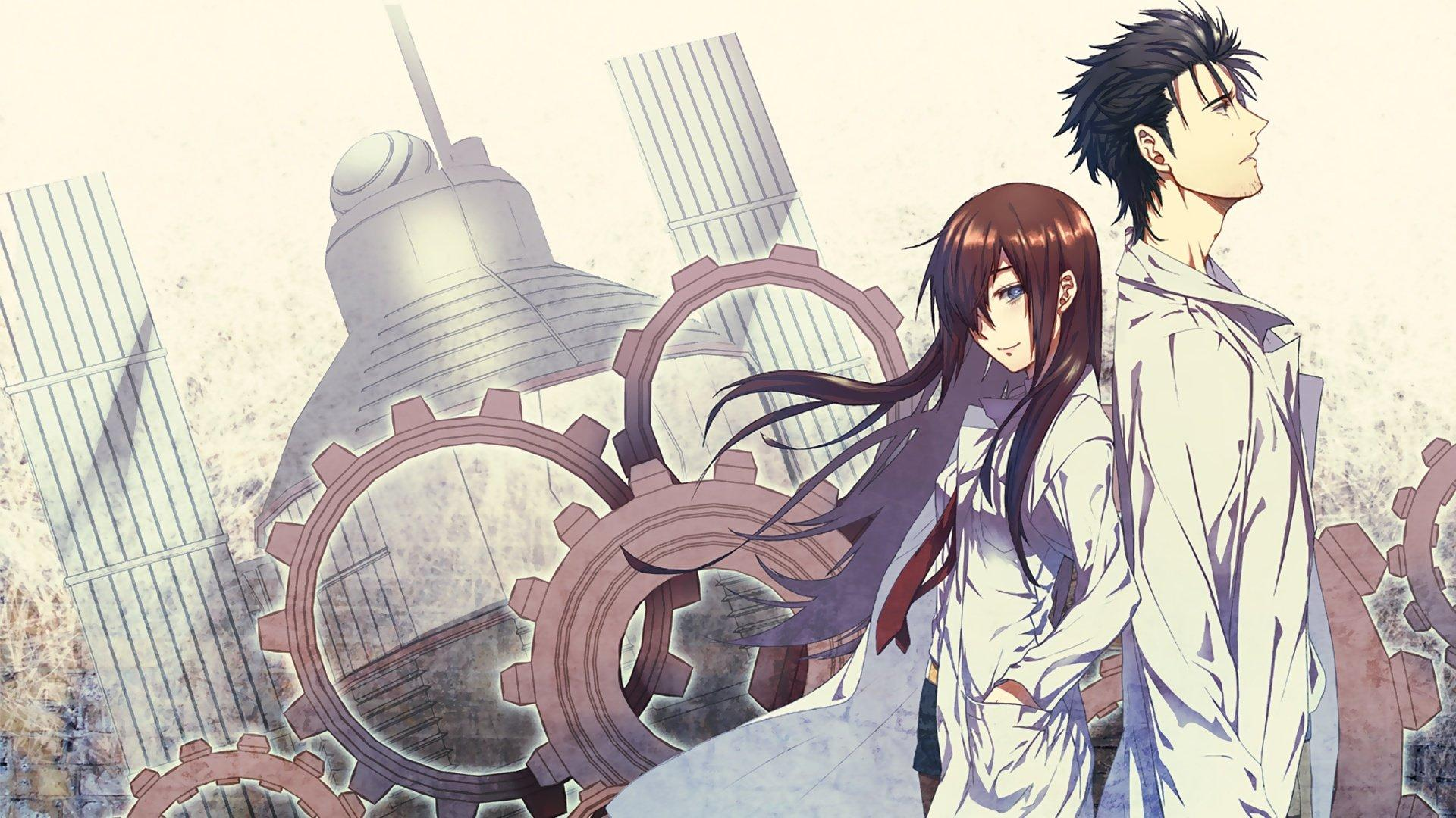 Kurisu Makise wallpapers 1920x1080 Full HD