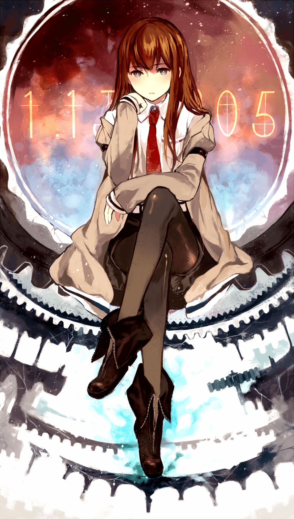 Steins;gate, Makise Kurisu