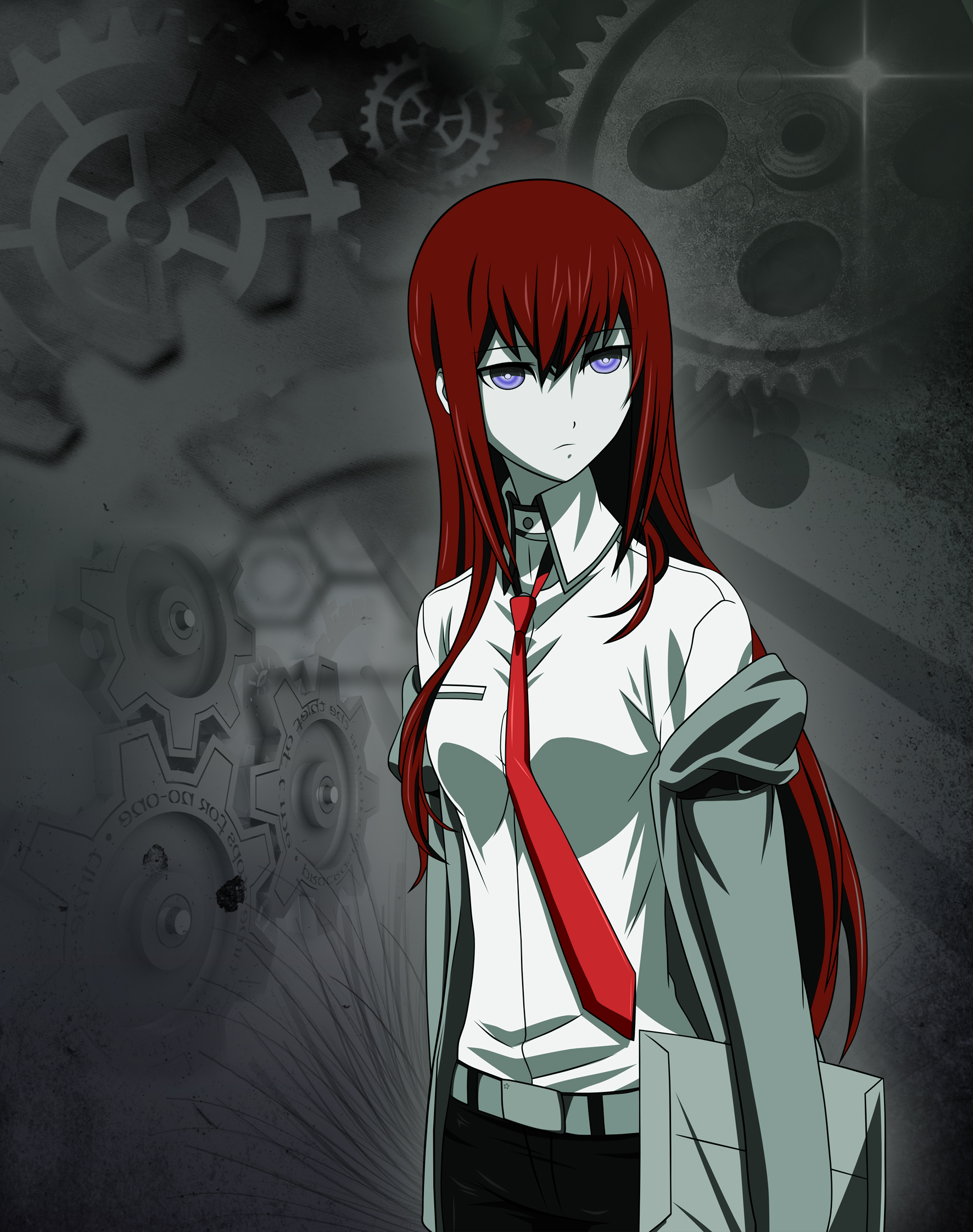 Steins Gate: Makise Kurisu
