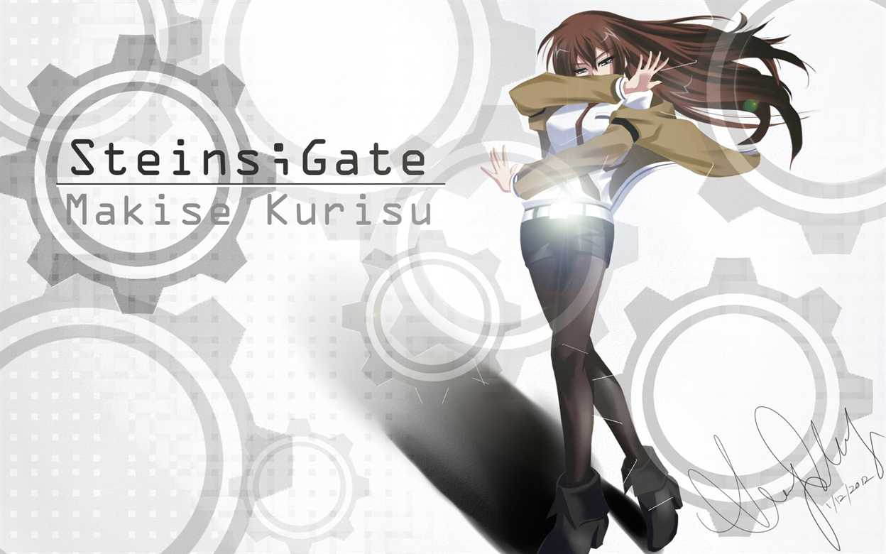 Download Steins Gate Wallpapers HD 71+ pictuers)