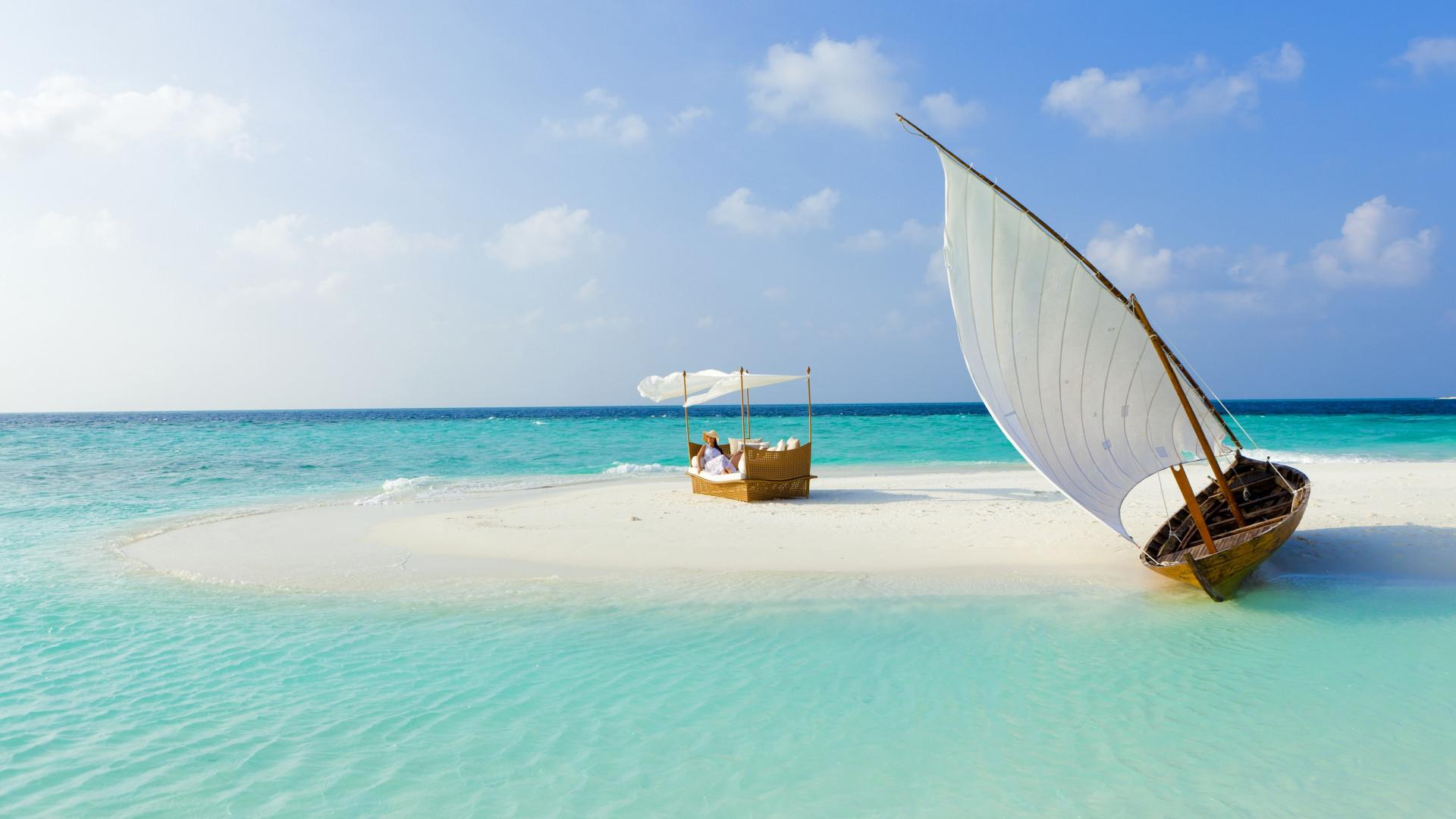 Beach House Maldives Wallpapers 16