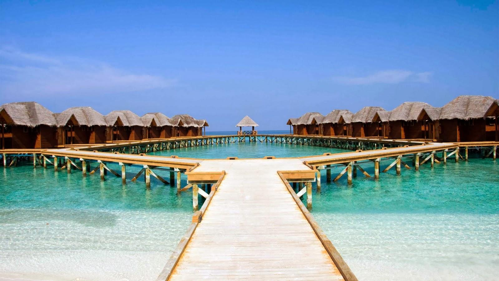 Beach House Maldives Wallpapers 17