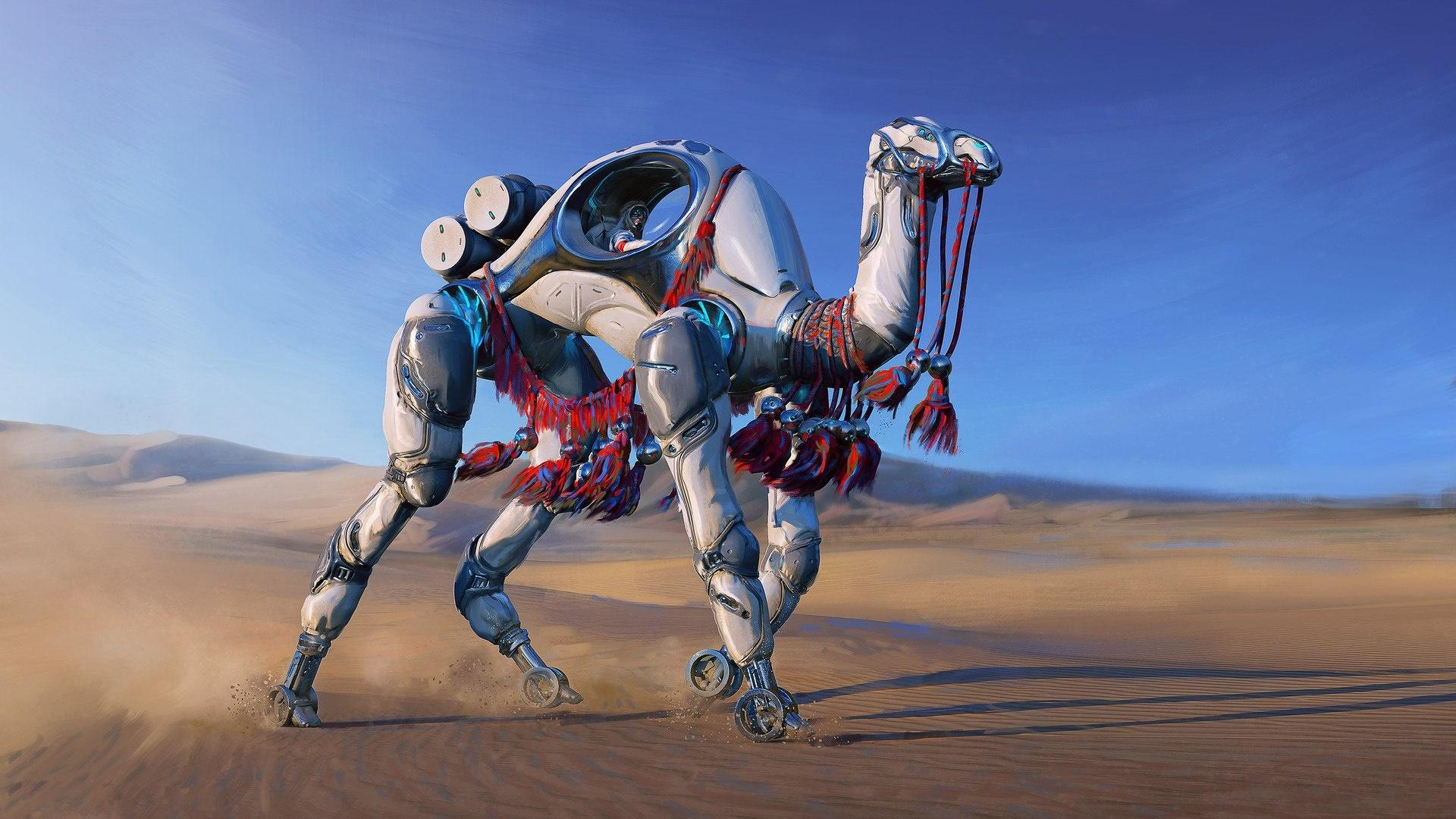 Mechanic Camel HD Wallpapers