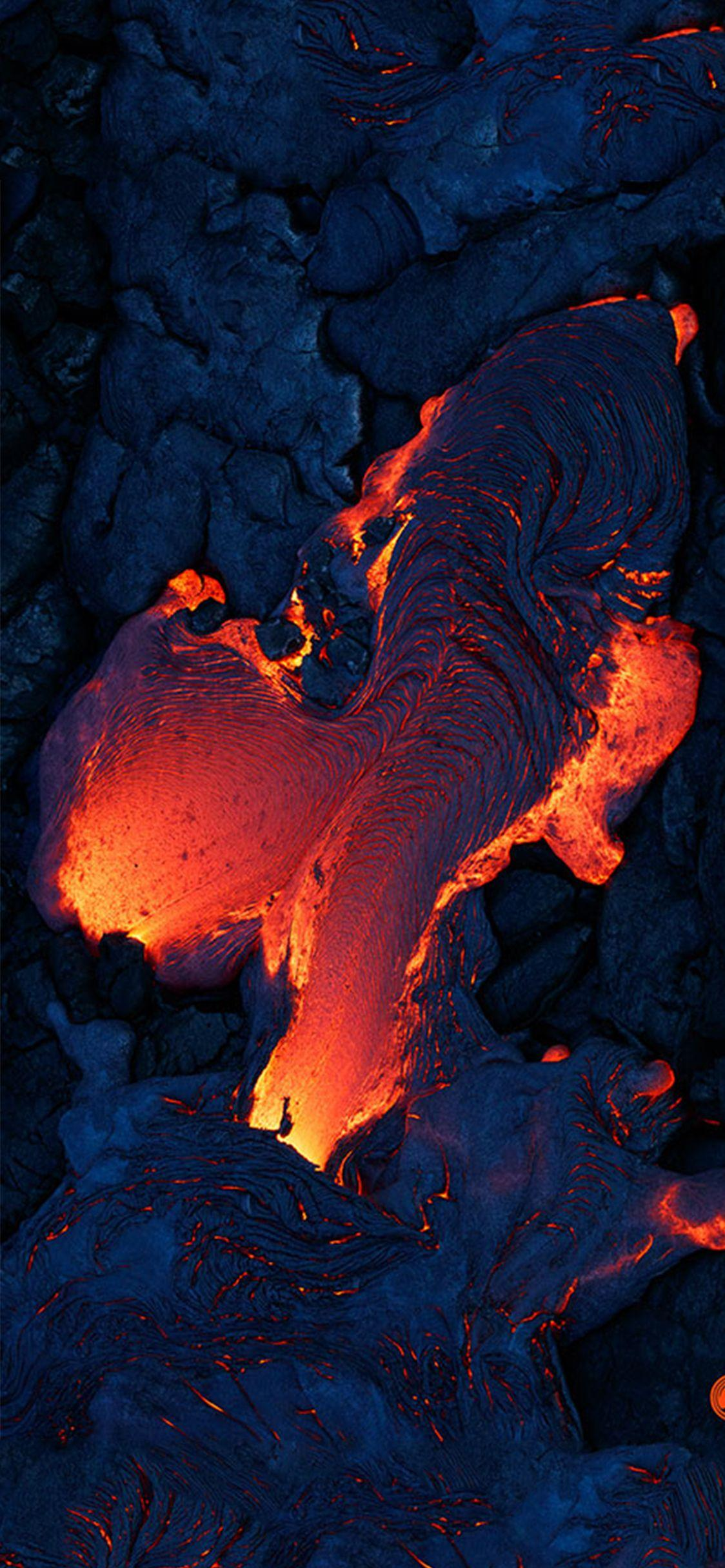 Best volcano wallpapers for iPhone x – iOSwall