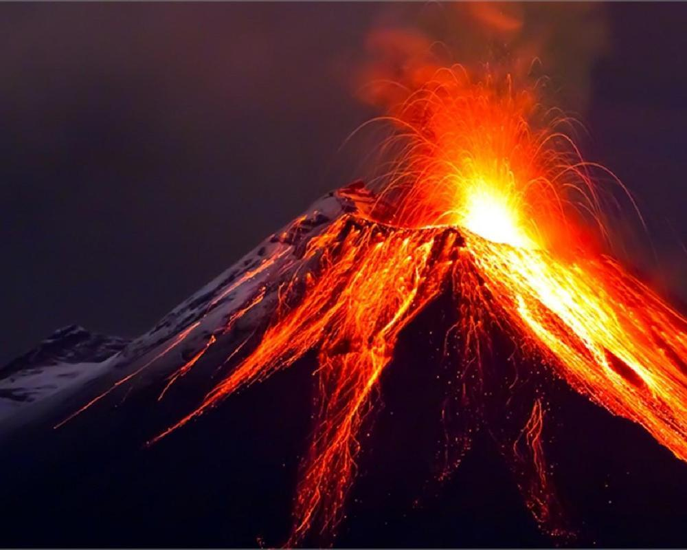 Volcano Wallpapers HD for Android