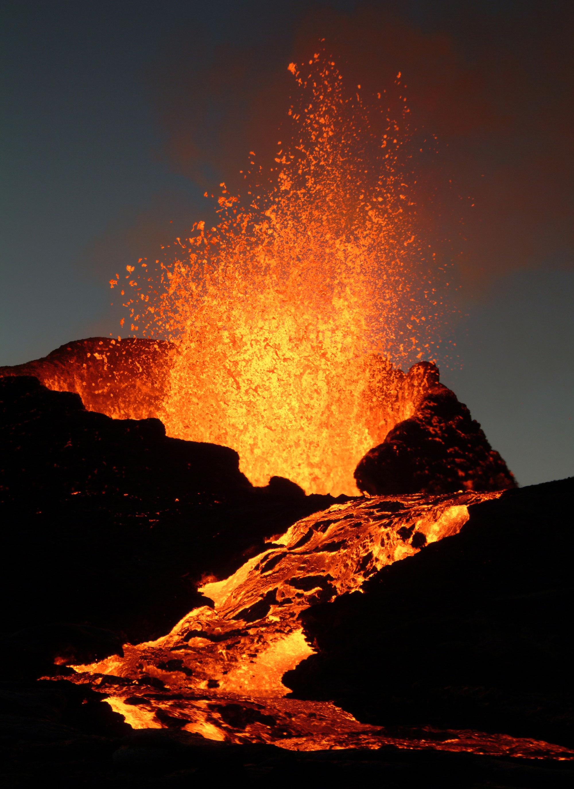 Volcanic Magma Wallpapers High Quality