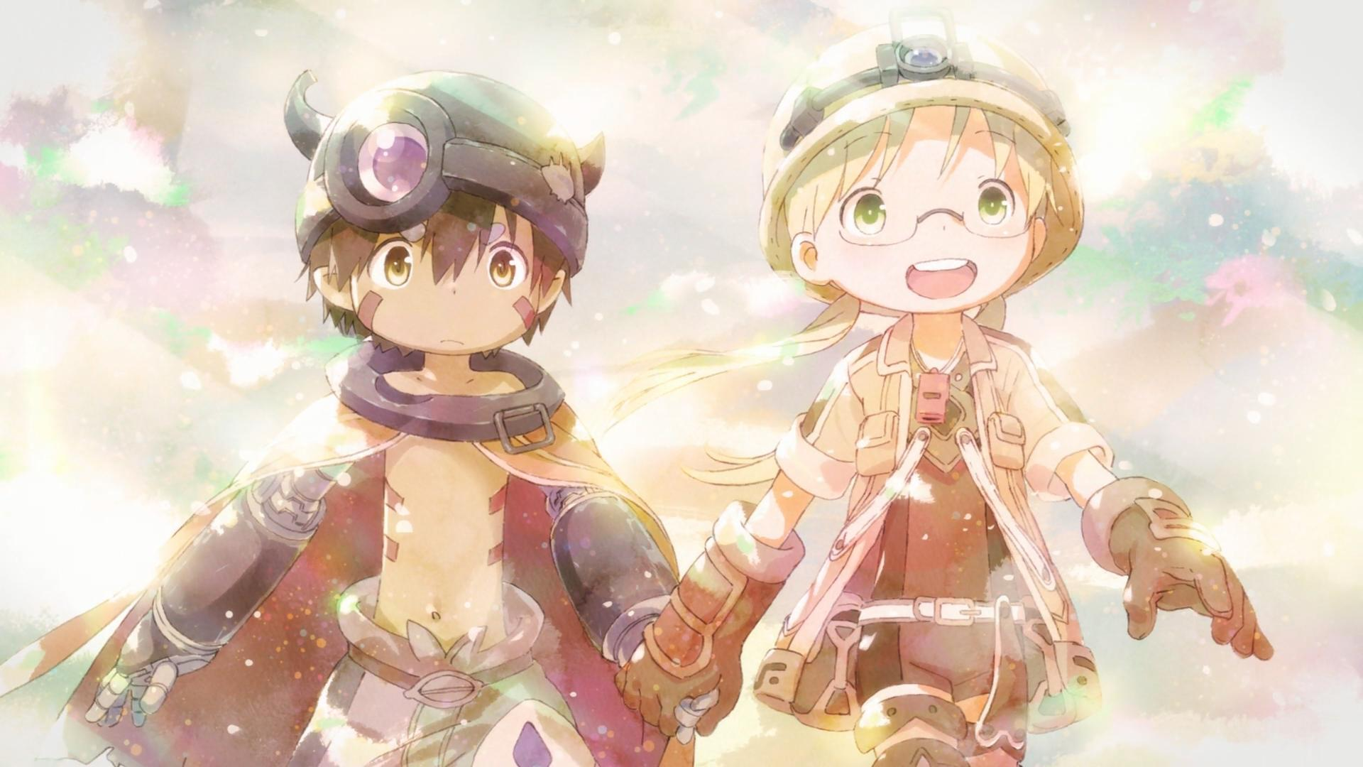 Wallpapers : Made in Abyss, Regu Made in Abyss, Riko Made in Abyss