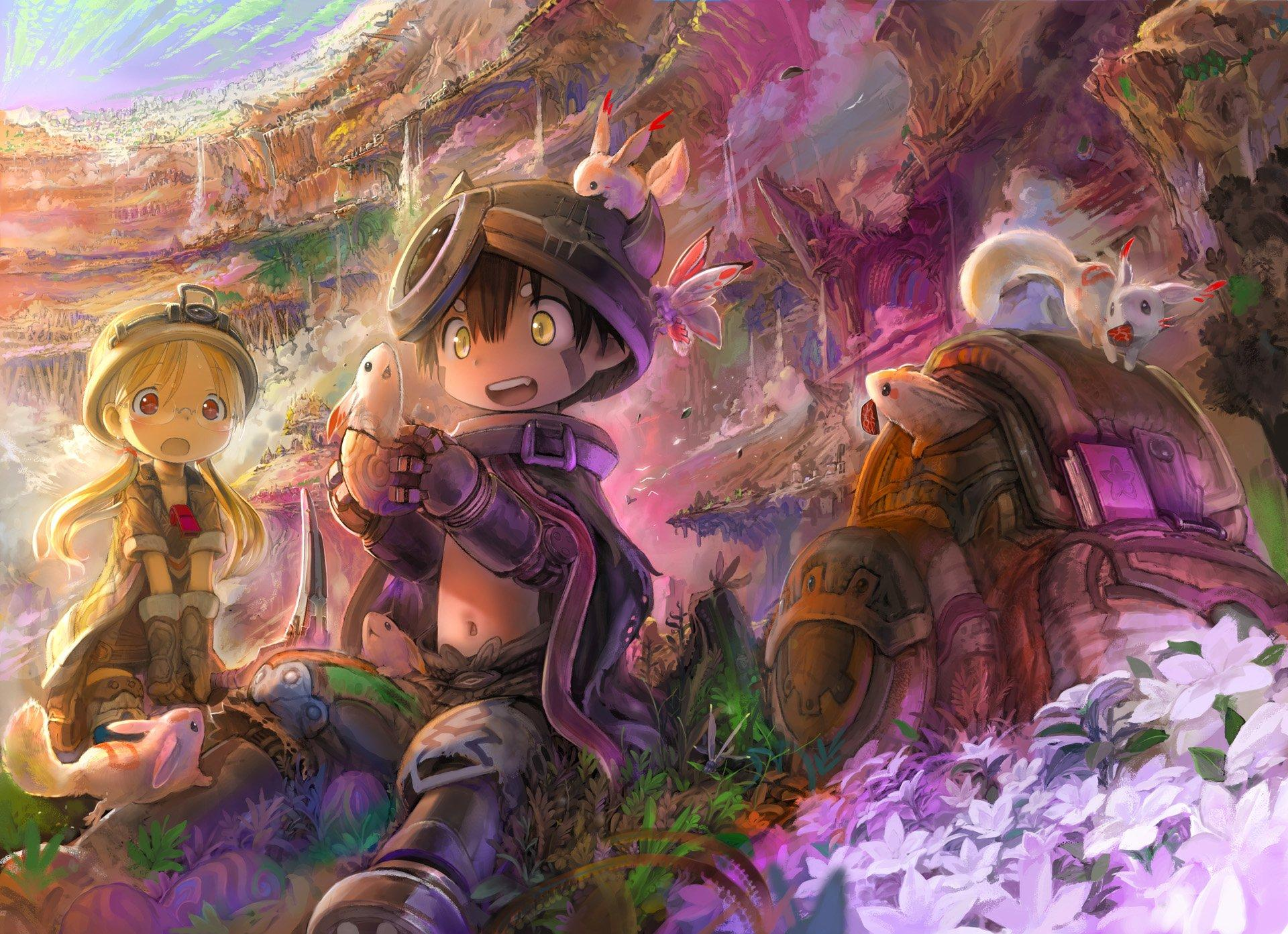 23 Made in Abyss HD Wallpapers