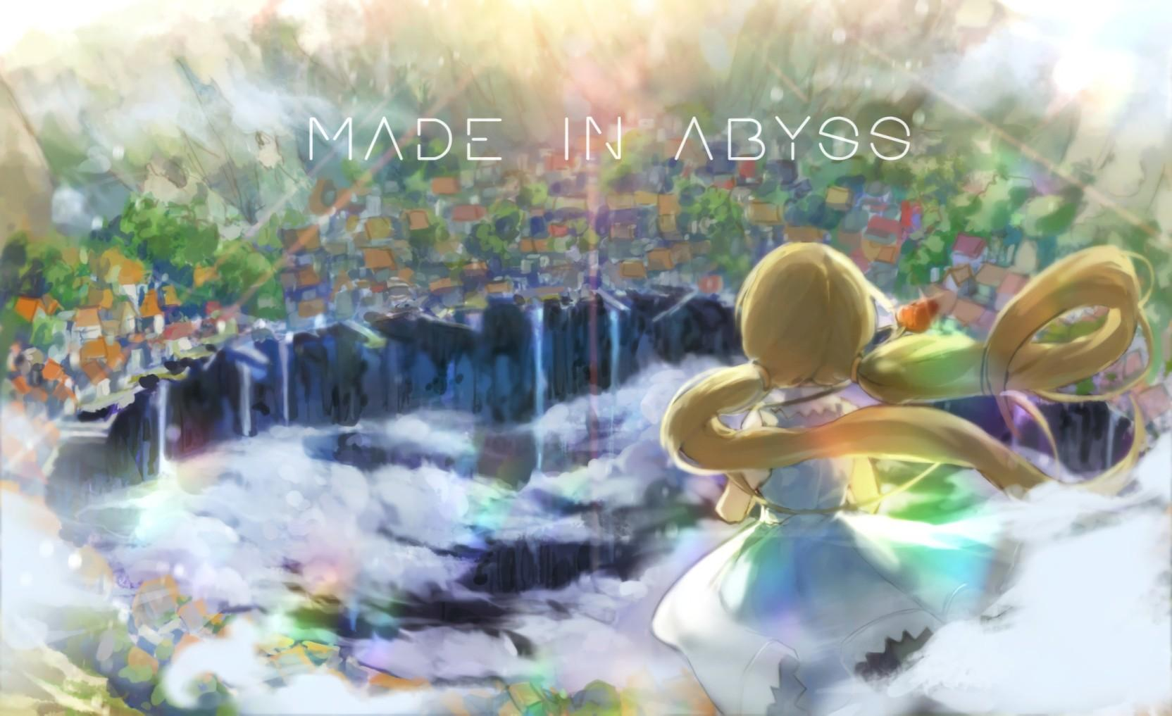 Athah Anime Made In Abyss Made in Abyss Riko 13*19 inches Wall