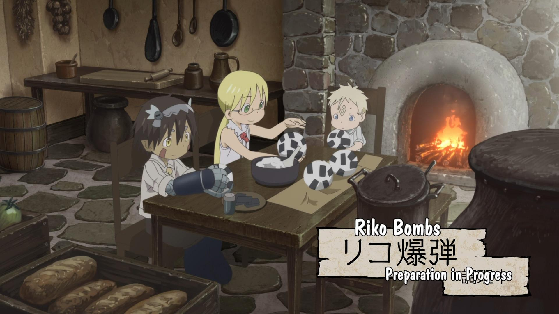 Made in Abyss – 02 – 11 Riko Bombs – Clouded Anime