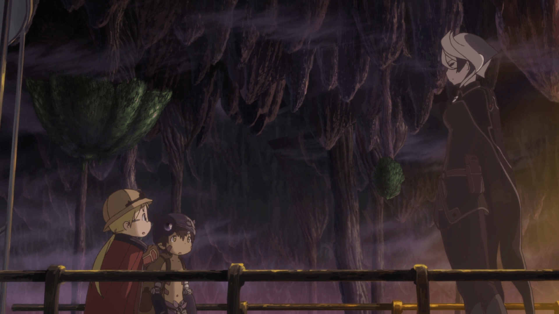 Rolling Review – Made In Abyss