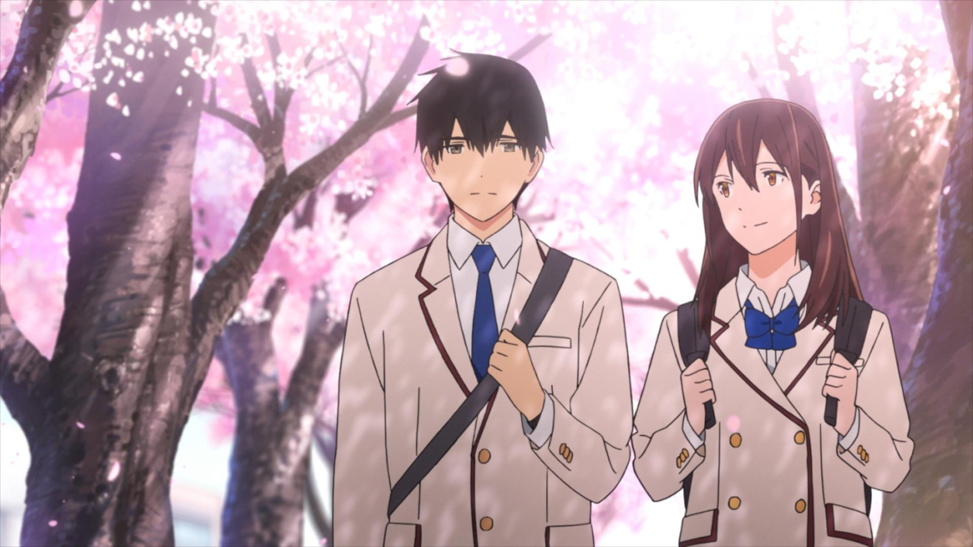 Emotional Anime Film I want to eat your pancreas Debuts in U.S. Theaters