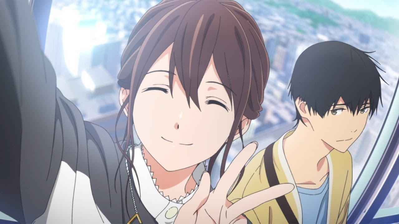I want to eat your pancreas anime review【Seichi junrei】