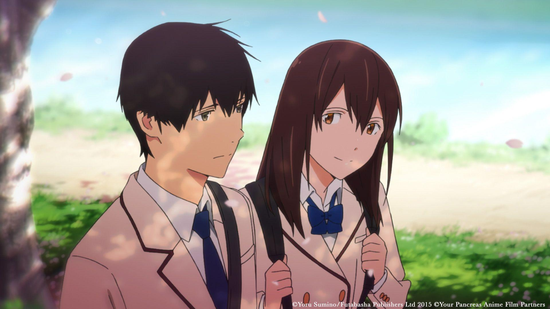 Should fans be excited for the anime I Want To Eat Your Pancreas