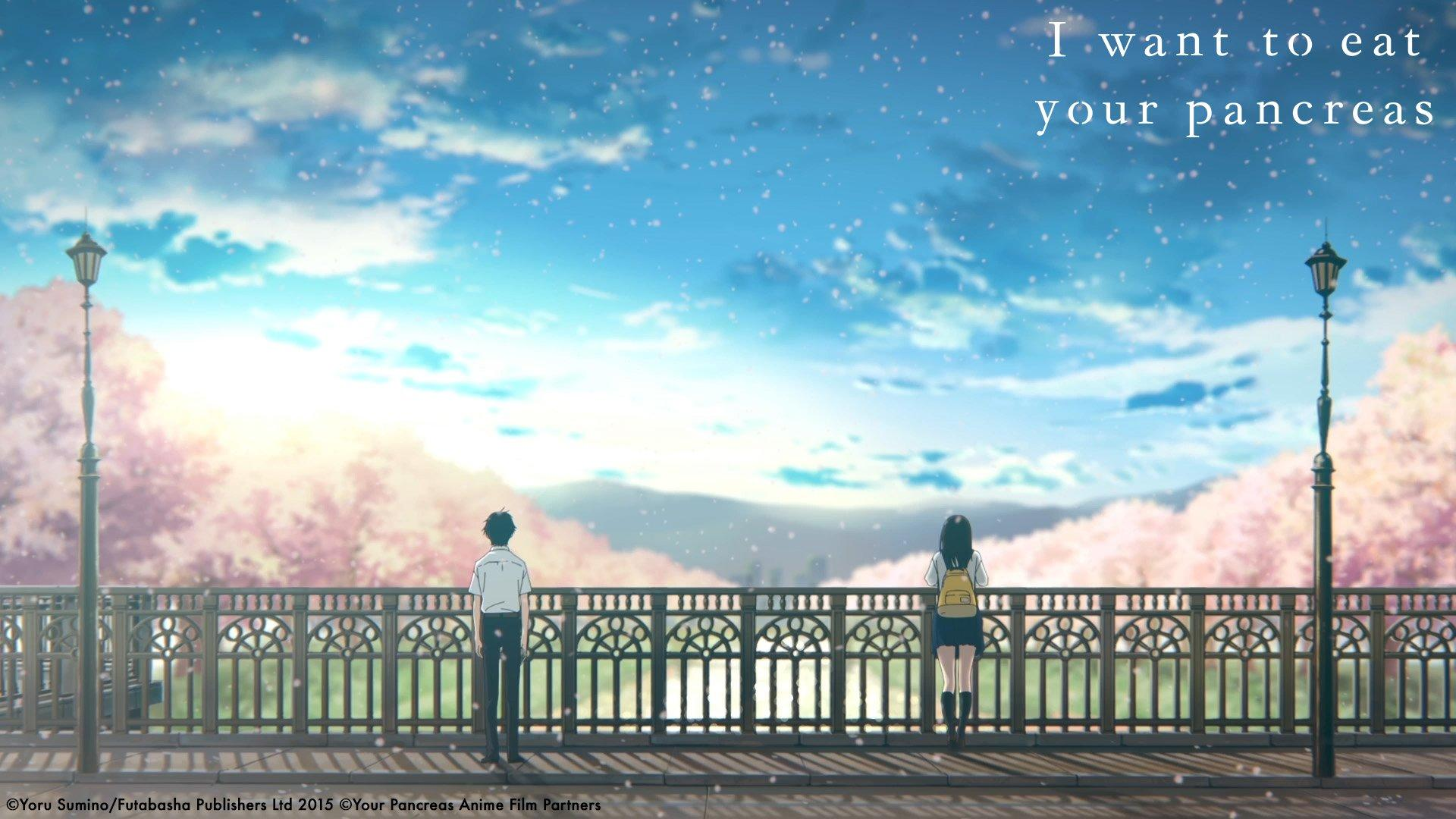 Aniplex USA على تويتر: [I want to eat your pancreas] is a