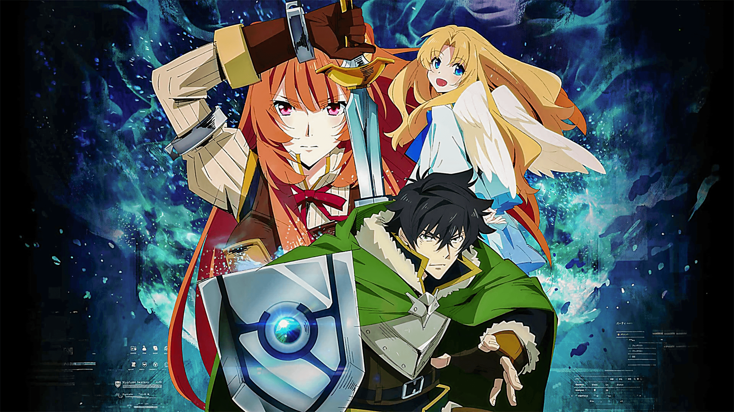 Wallpapers : The Rising of the Shield Hero, Tate no Y sha no