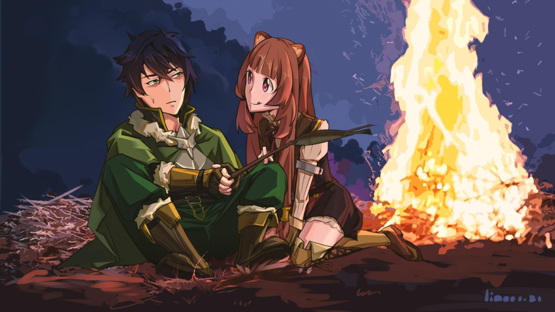 Iwatani Naofumi, of the shield hero,