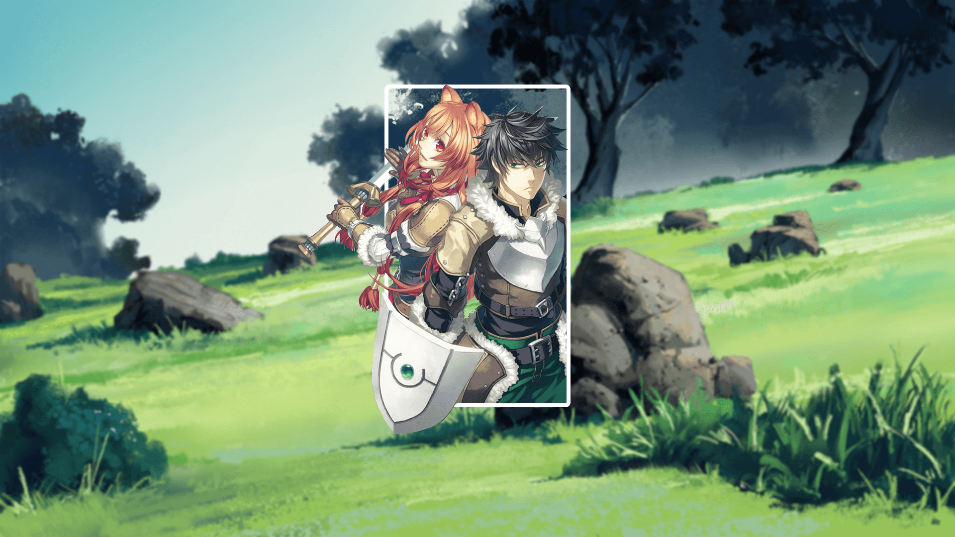rising of the shield hero, Naofumi, in