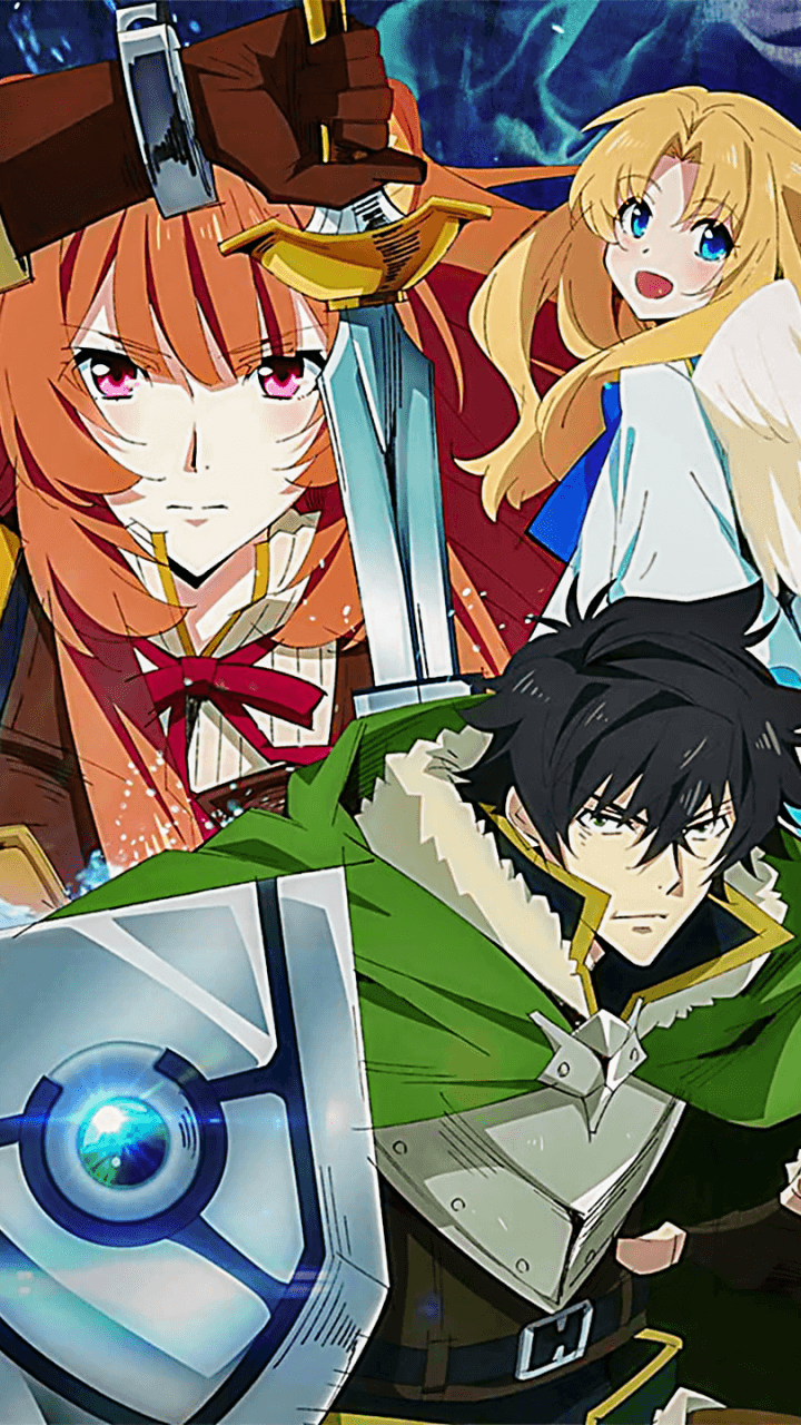 Anime/The Rising Of The Shield Hero